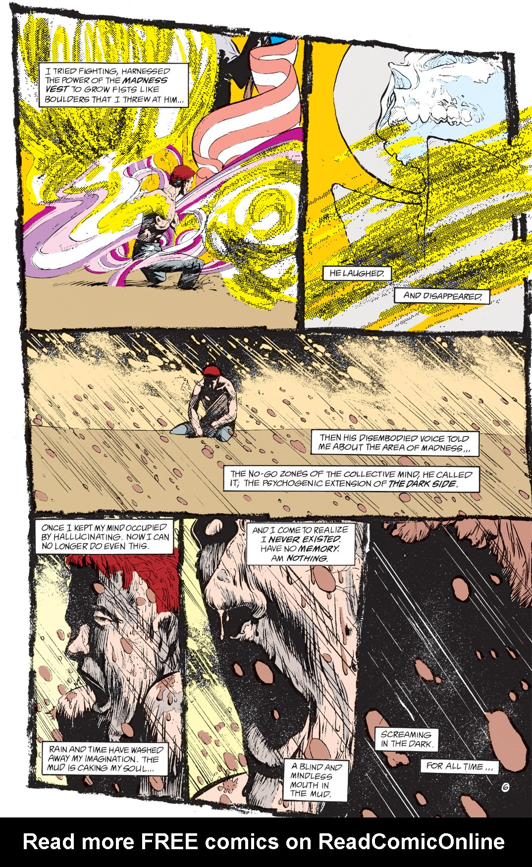 Read online Shade, the Changing Man comic -  Issue #4 - 8