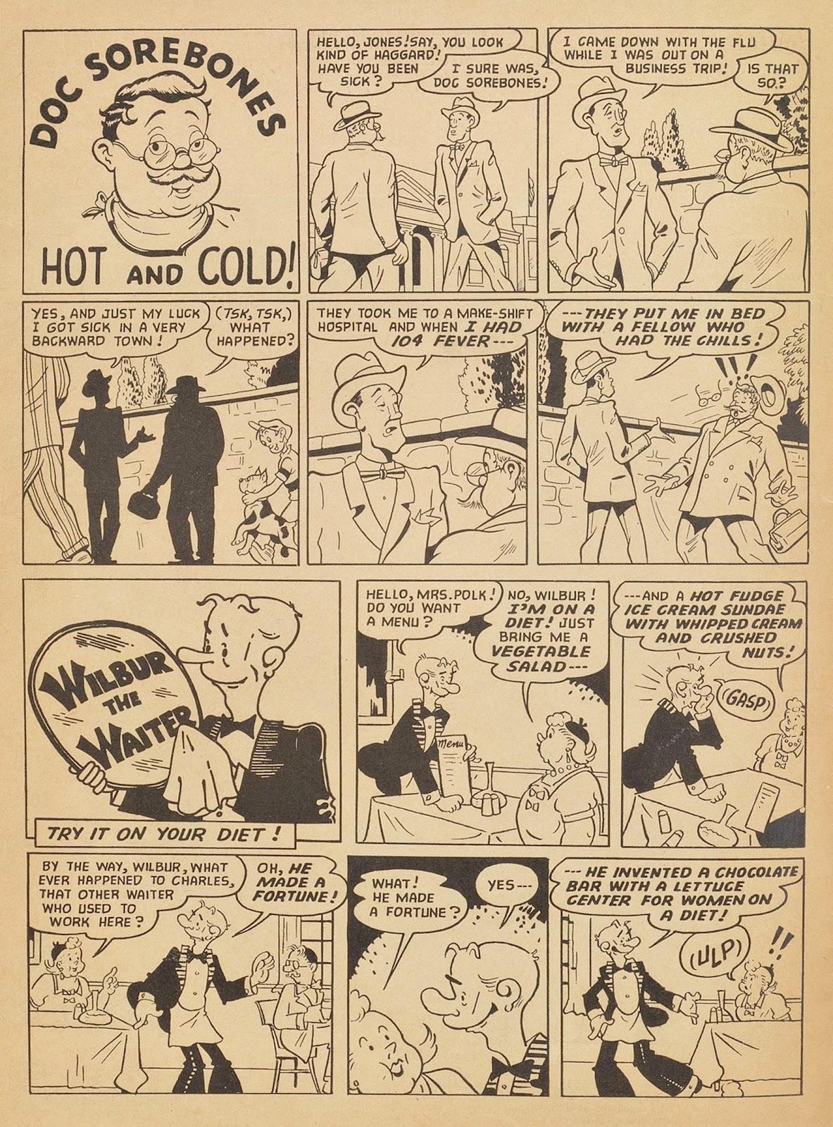 Read online WHIZ Comics comic -  Issue #153 - 2