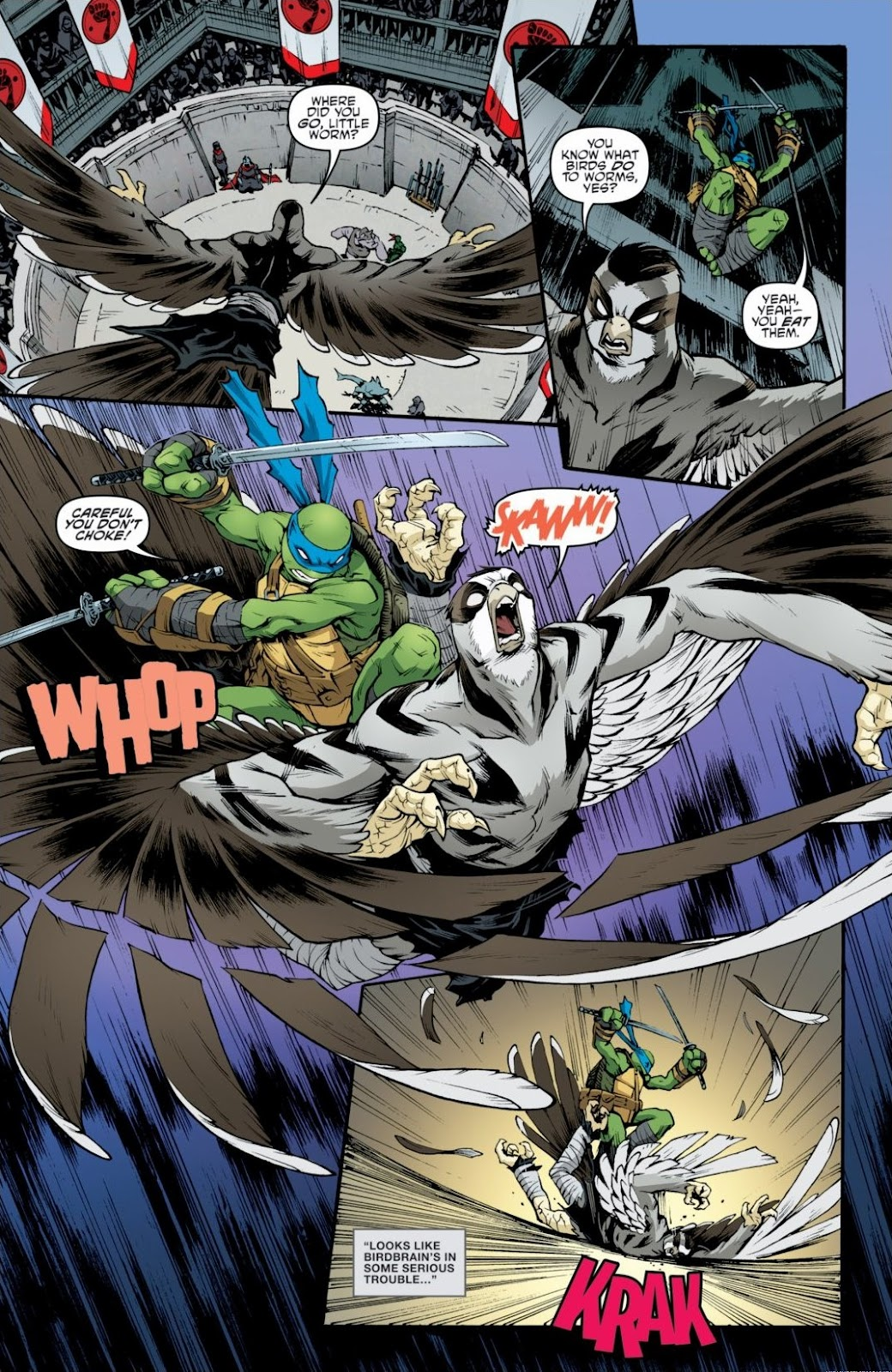 Read online Teenage Mutant Ninja Turtles: The IDW Collection comic -  Issue # TPB 6 (Part 3) - 49