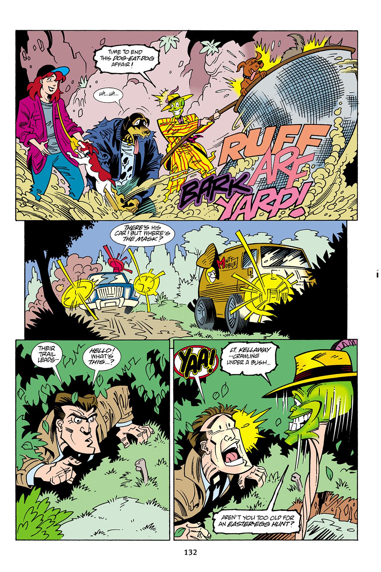 Read online Adventures Of The Mask Omnibus comic -  Issue #Adventures Of The Mask Omnibus Full - 132