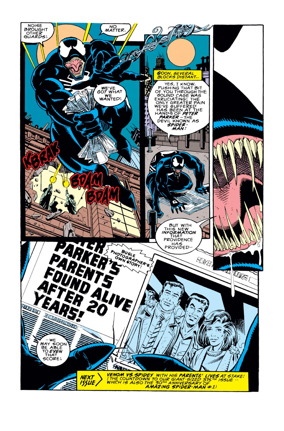 The Amazing Spider-Man (1963) 373 Page 22