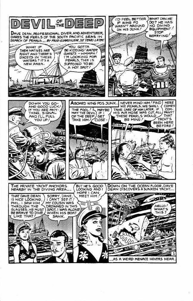 Read online Men of Mystery Comics comic -  Issue #44 - 23