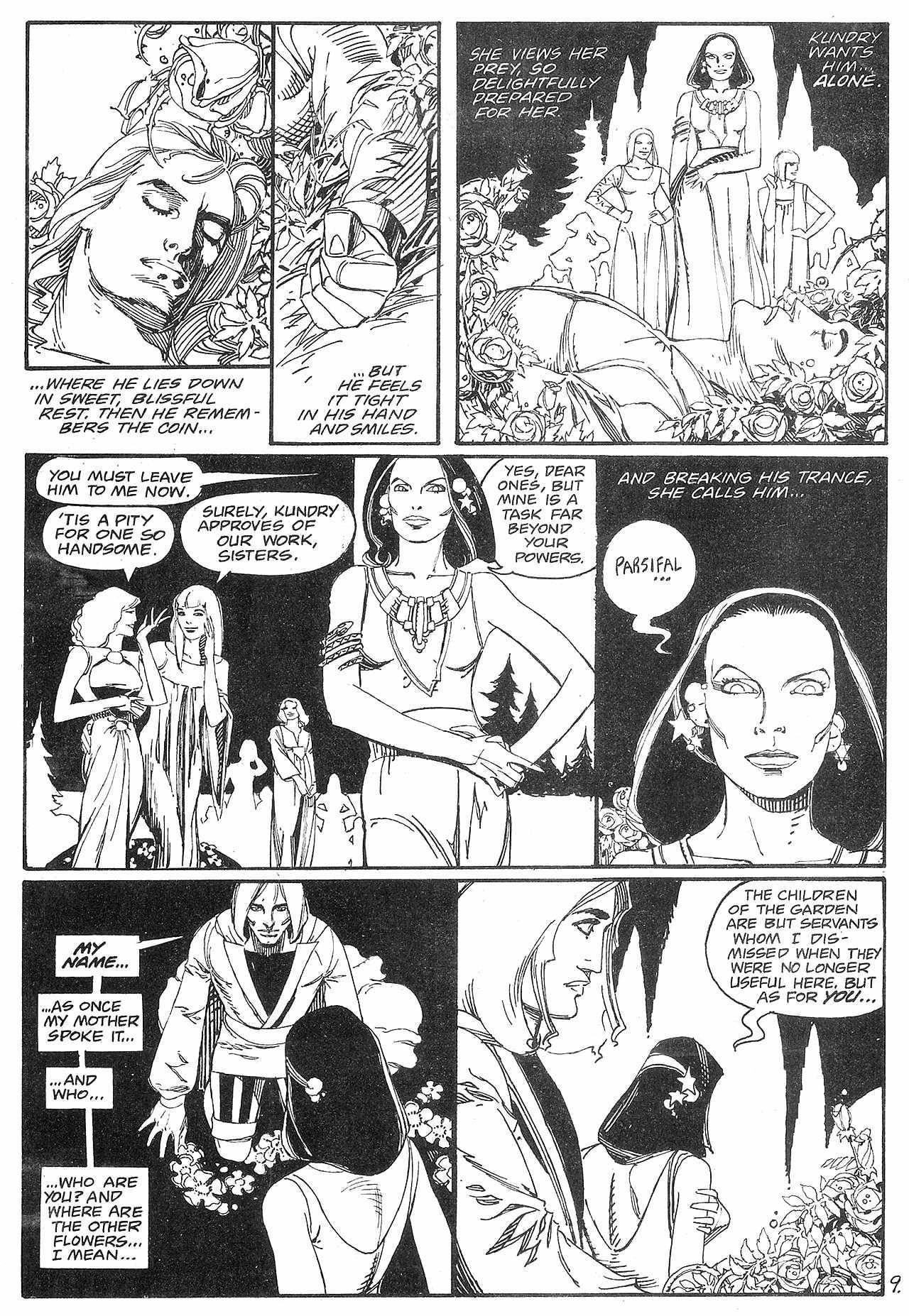 Read online Star*Reach comic -  Issue #8 - 11