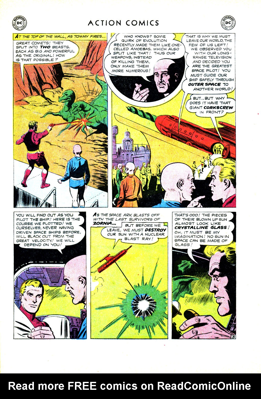 Read online Action Comics (1938) comic -  Issue #246 - 29