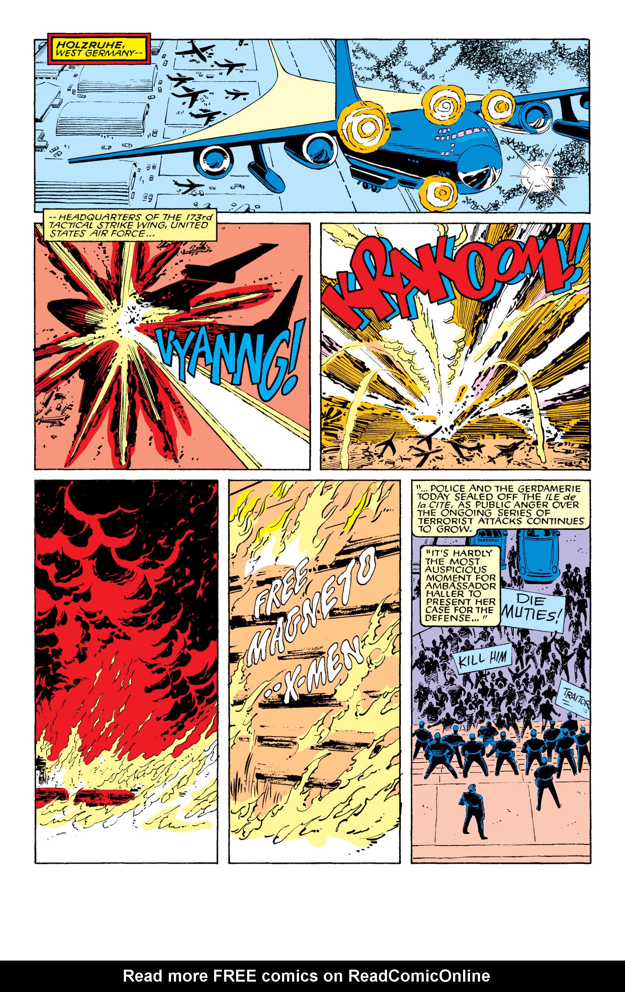 Read online Uncanny X-Men (1963) comic -  Issue #200 - 11