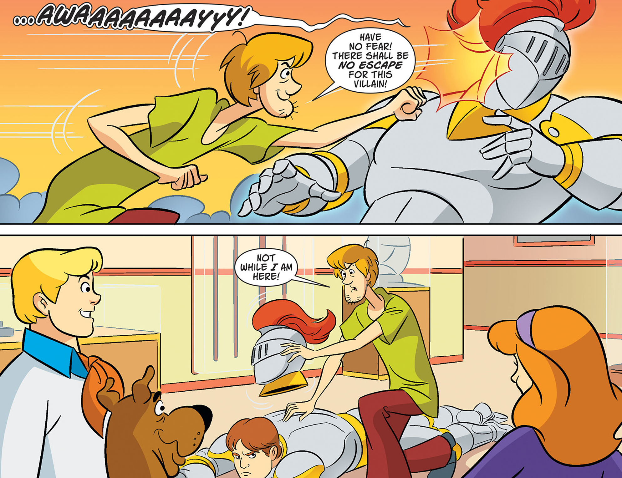 Read online Scooby-Doo! Team-Up comic -  Issue #47 - 5