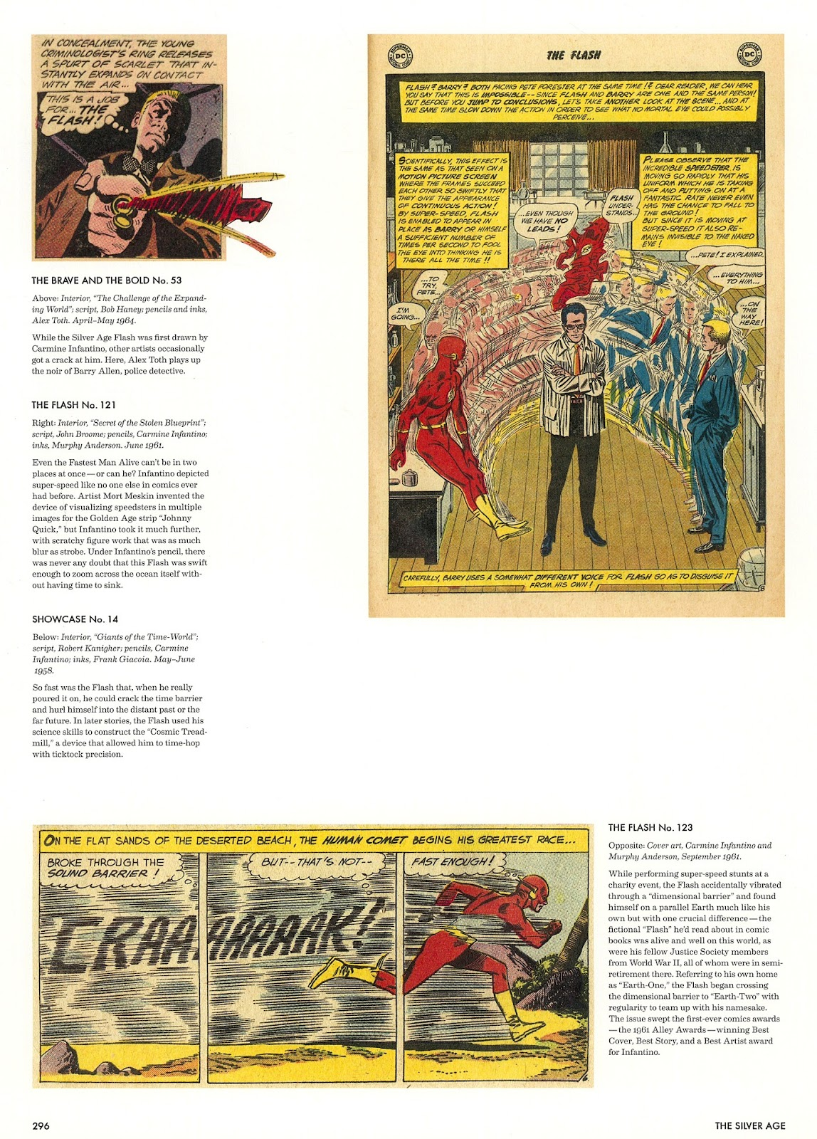 Read online 75 Years Of DC Comics comic -  Issue # TPB (Part 4) - 10