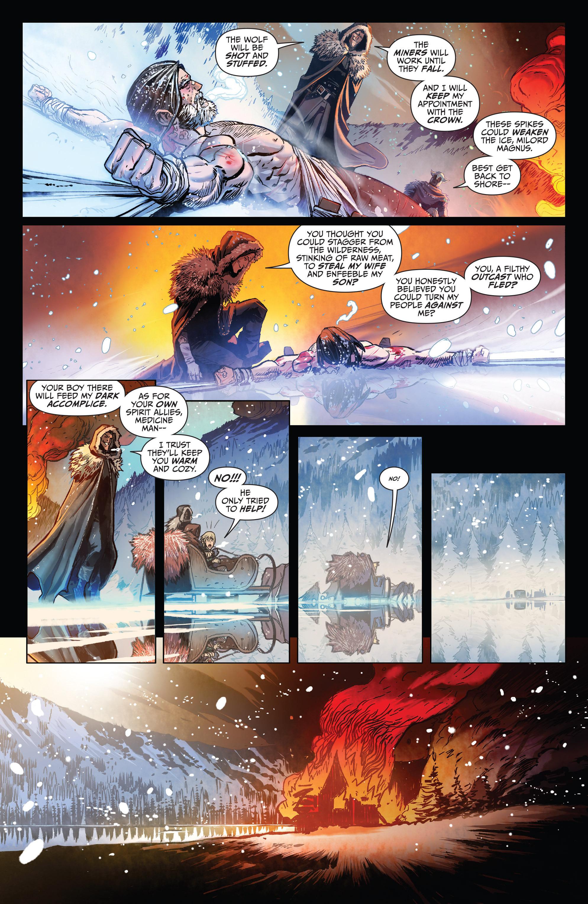Read online Klaus comic -  Issue #6 - 11