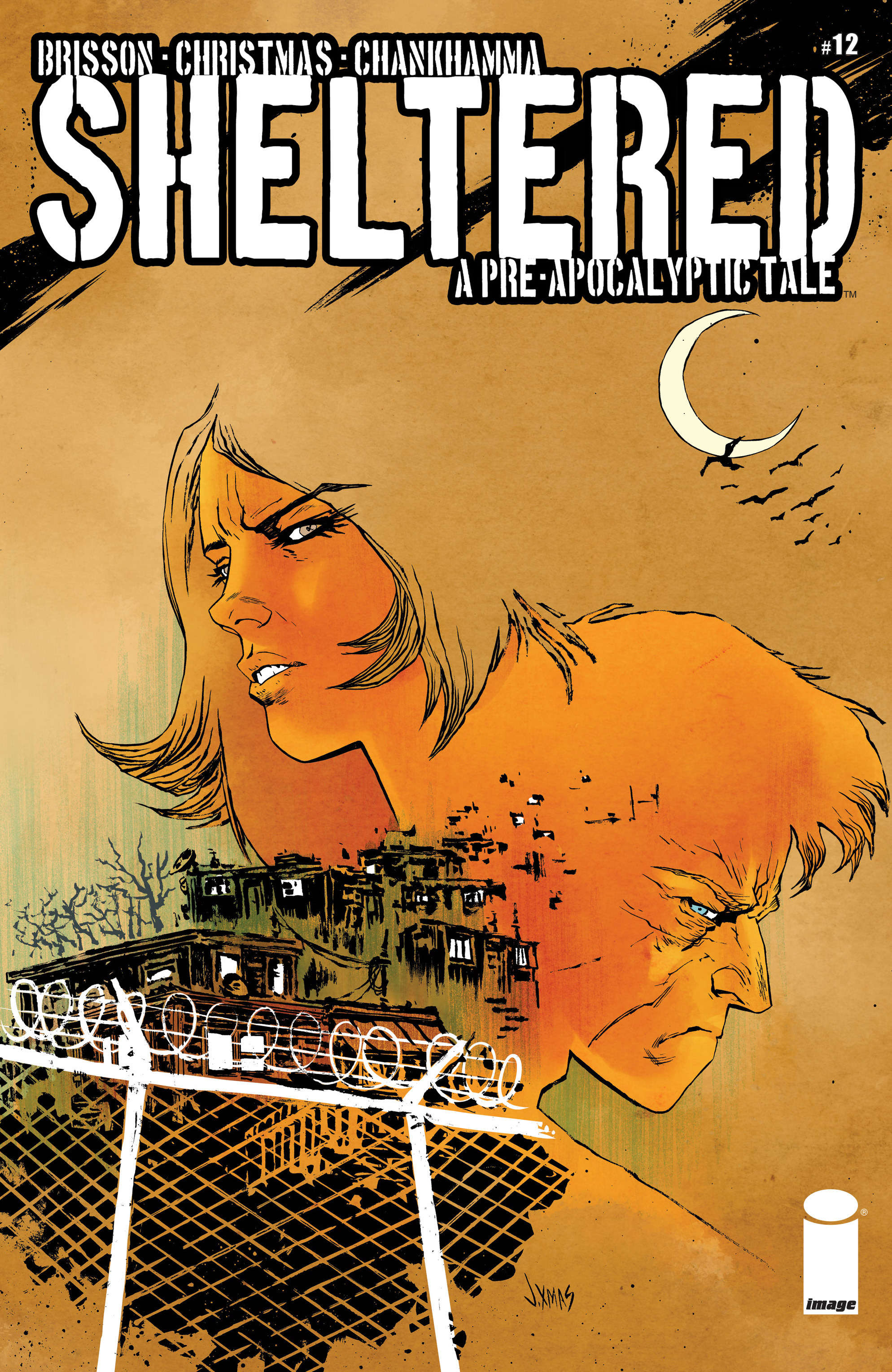 Read online Sheltered comic -  Issue #12 - 1