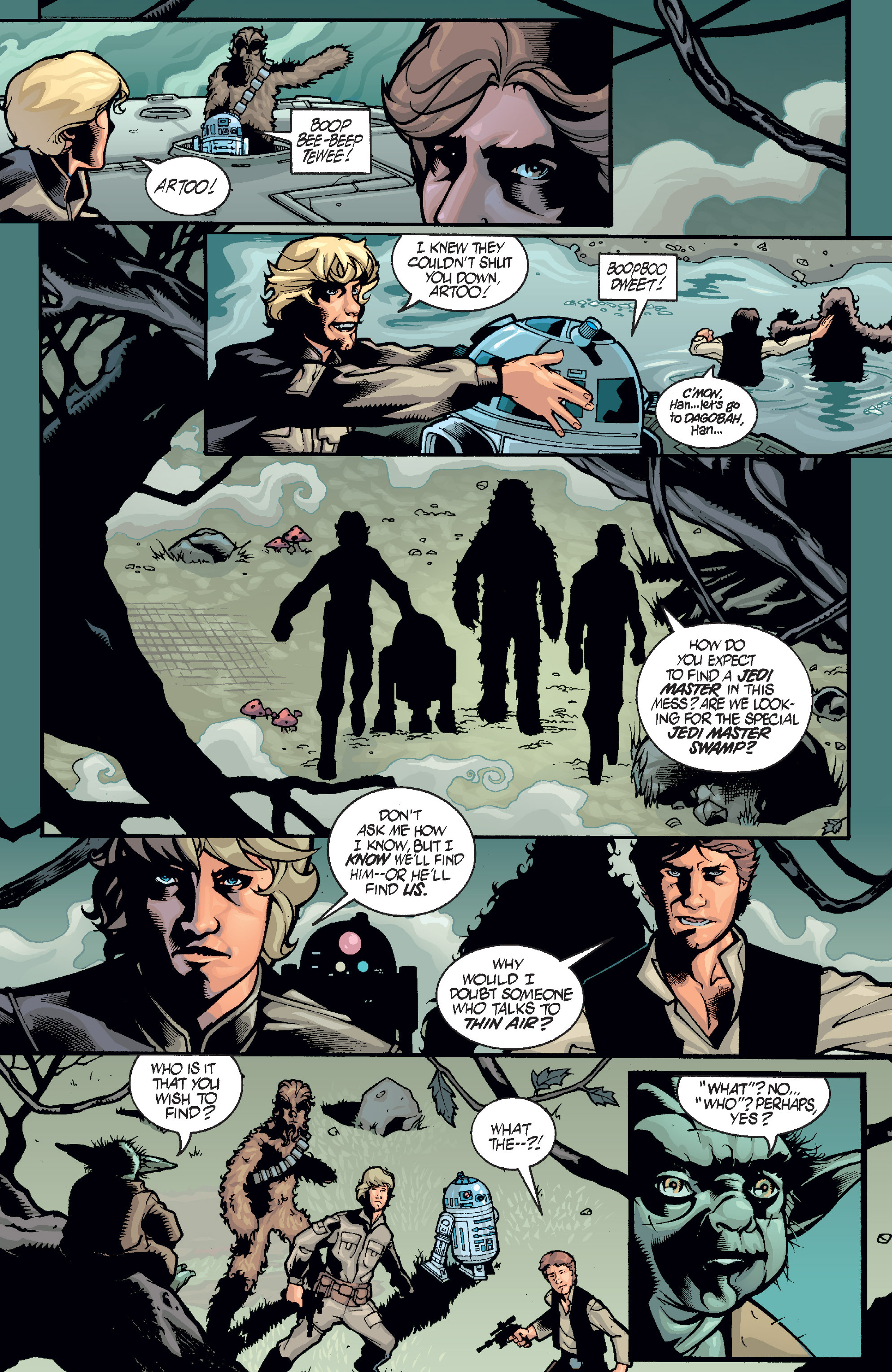 Read online Star Wars Omnibus comic -  Issue # Vol. 27 - 36