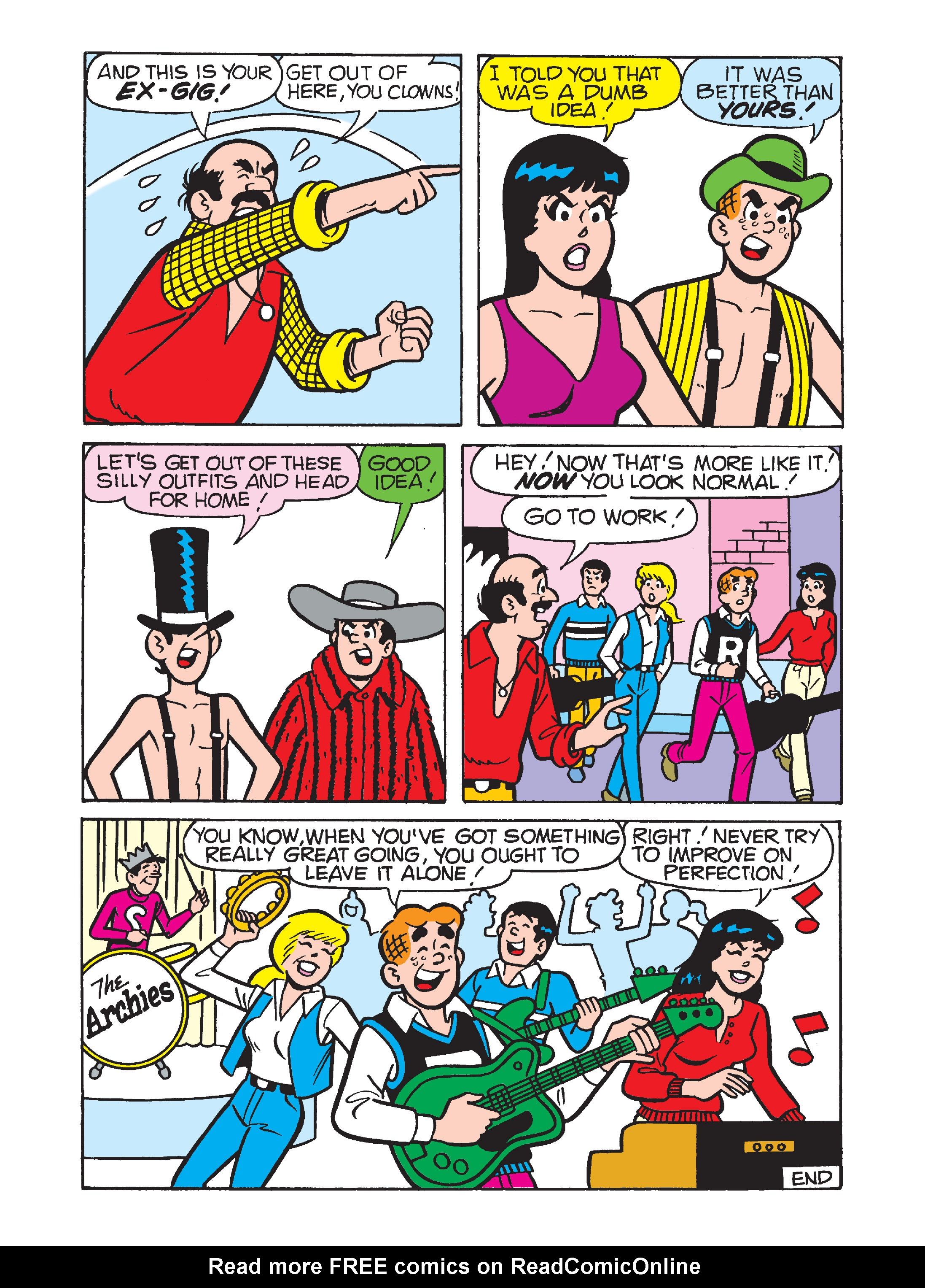 Read online Archie 1000 Page Comics Bonanza comic -  Issue #1 (Part 2) - 25