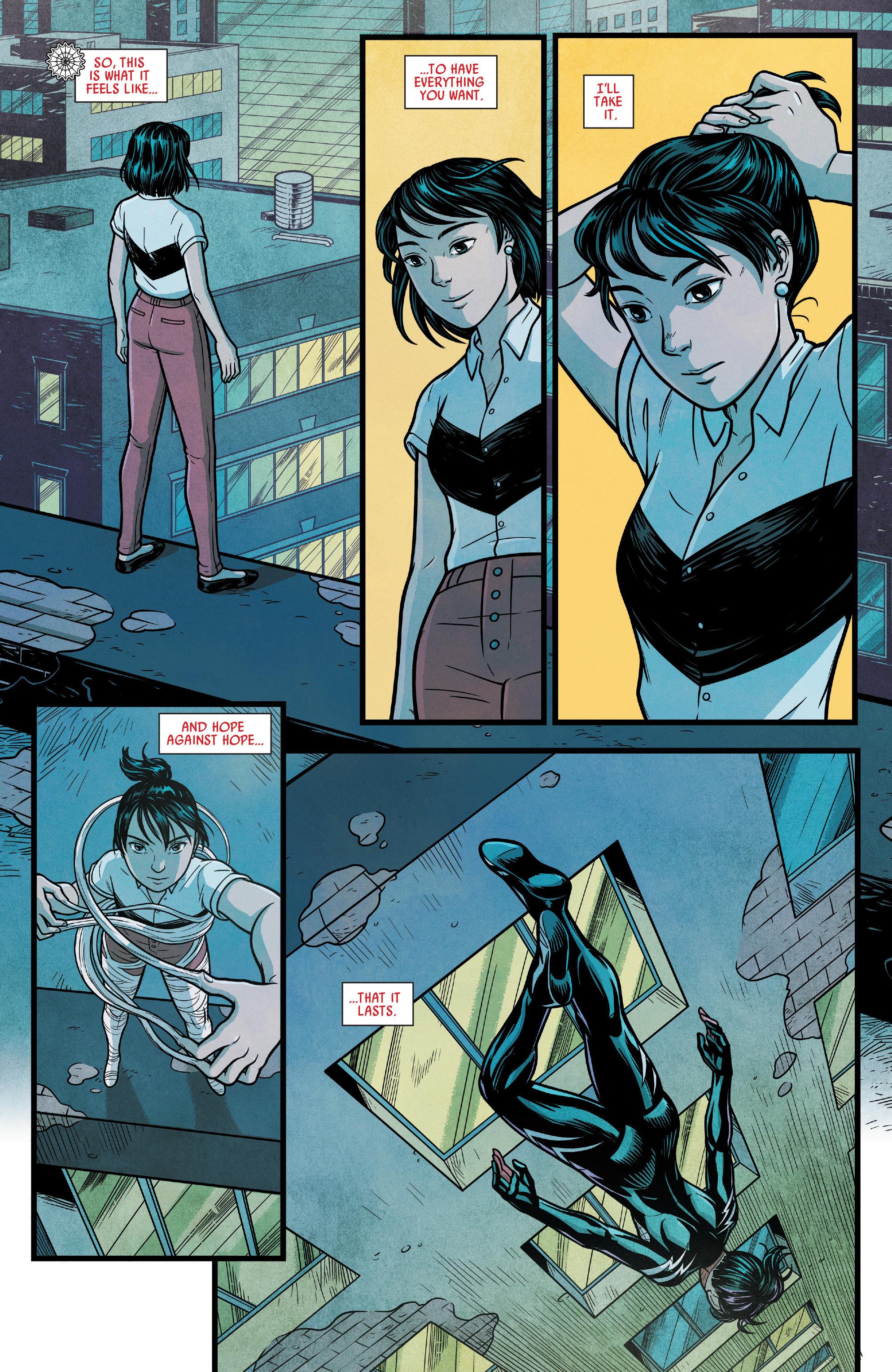 Read online Silk (2016) comic -  Issue #14 - 3