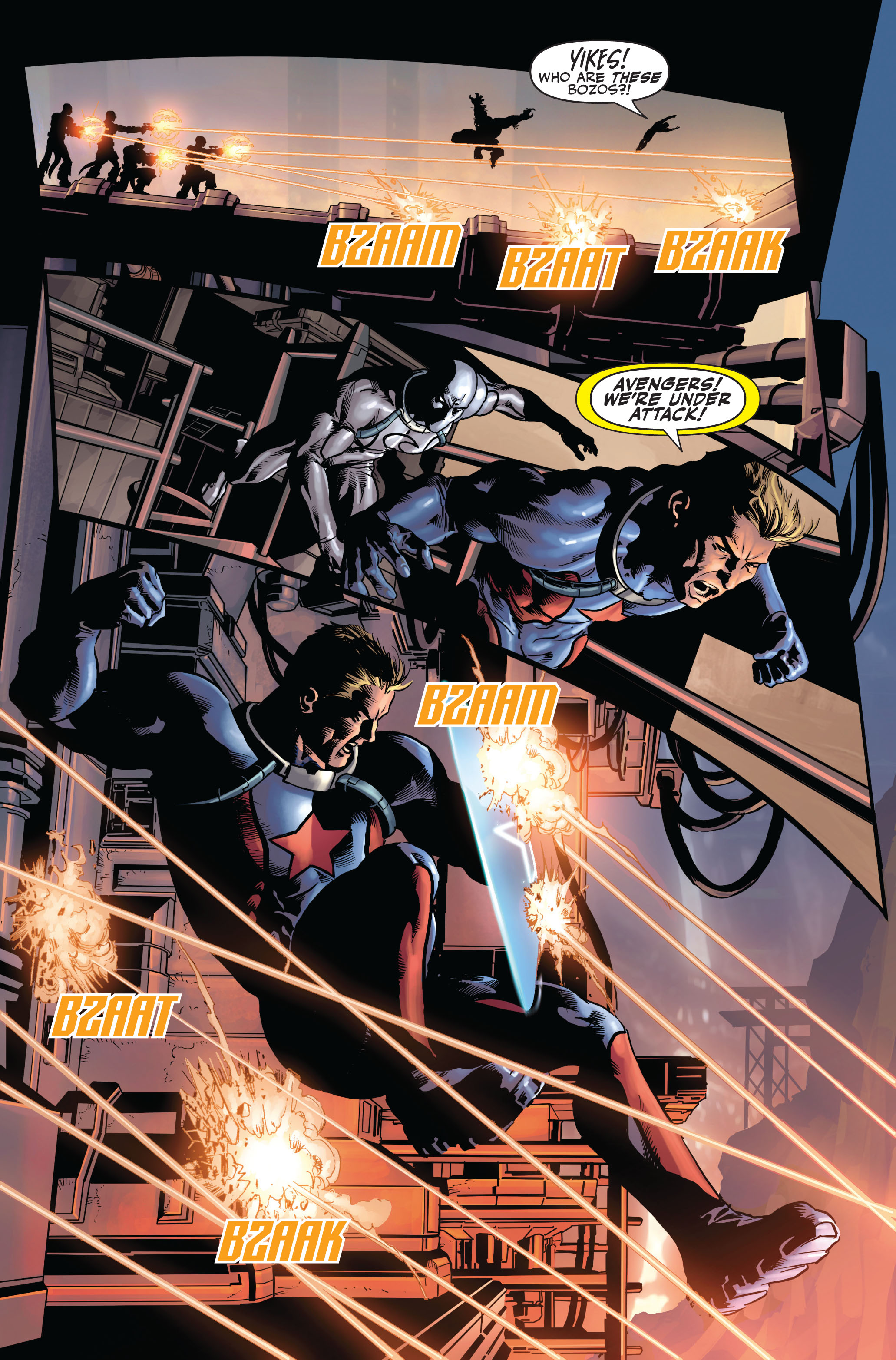 Read online Secret Avengers (2010) comic -  Issue #2 - 9