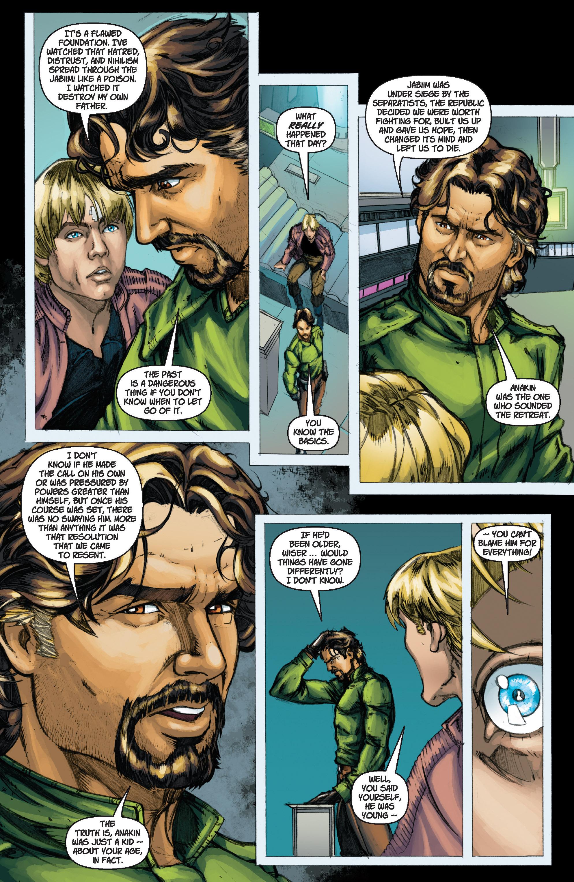 Read online Star Wars Omnibus comic -  Issue # Vol. 20 - 111