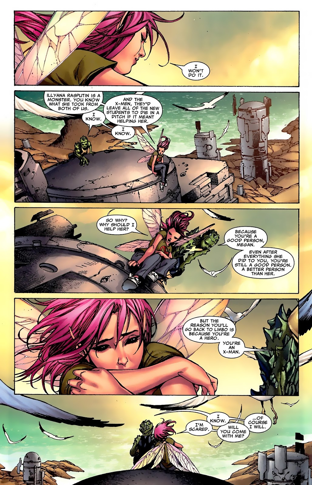 Read online X-Men: Second Coming Revelations comic -  Issue # TPB (Part 1) - 82