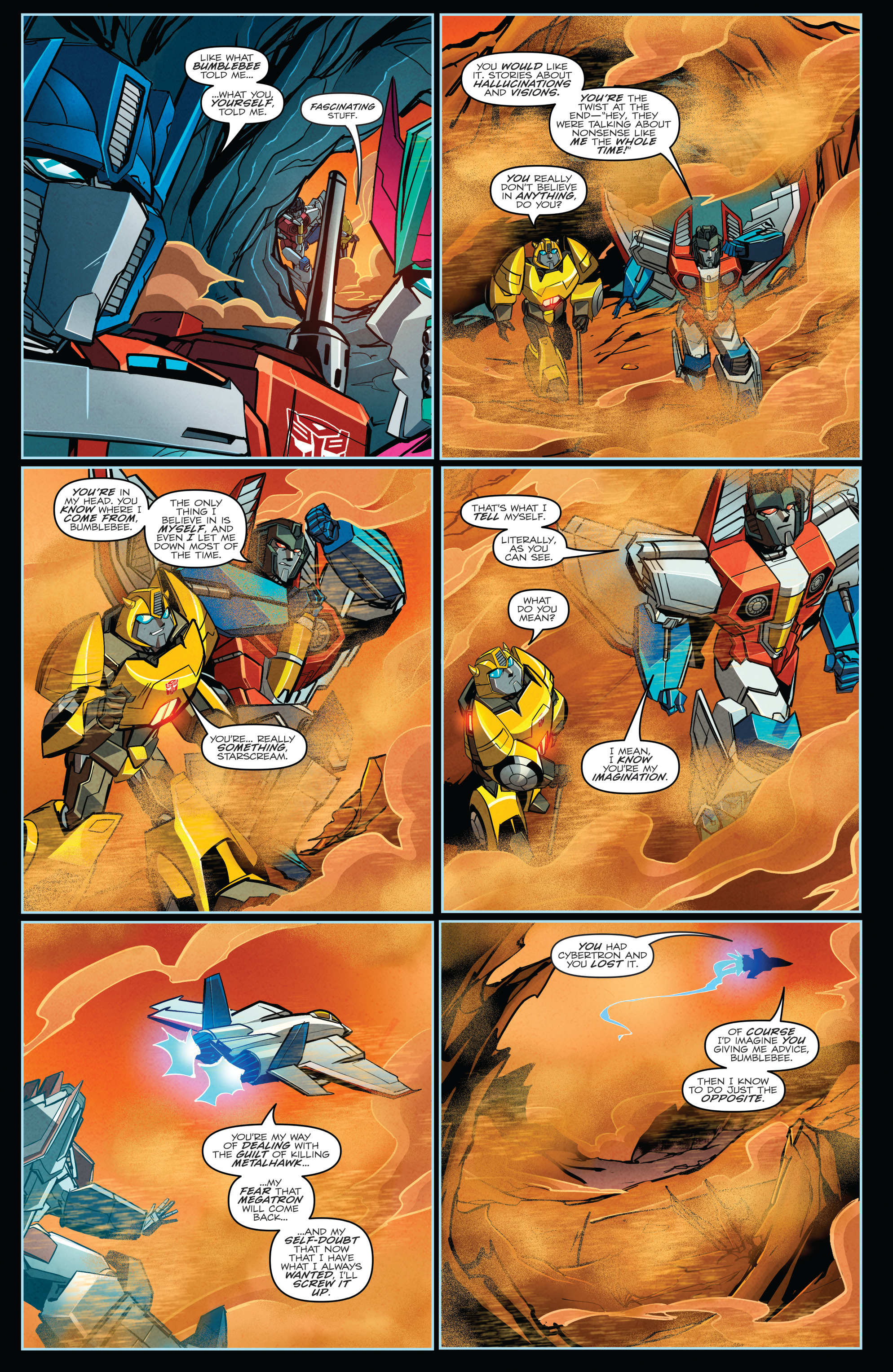 Read online Transformers Annual comic -  Issue # Full - 40