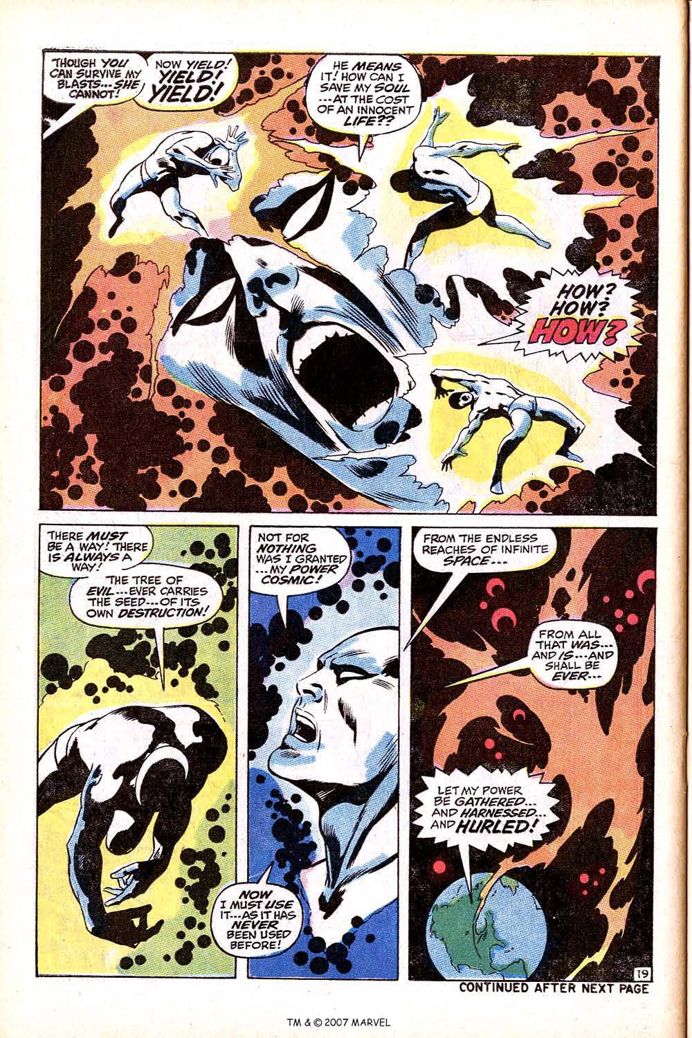 Silver Surfer (1968) Issue #9 #9 - English 30