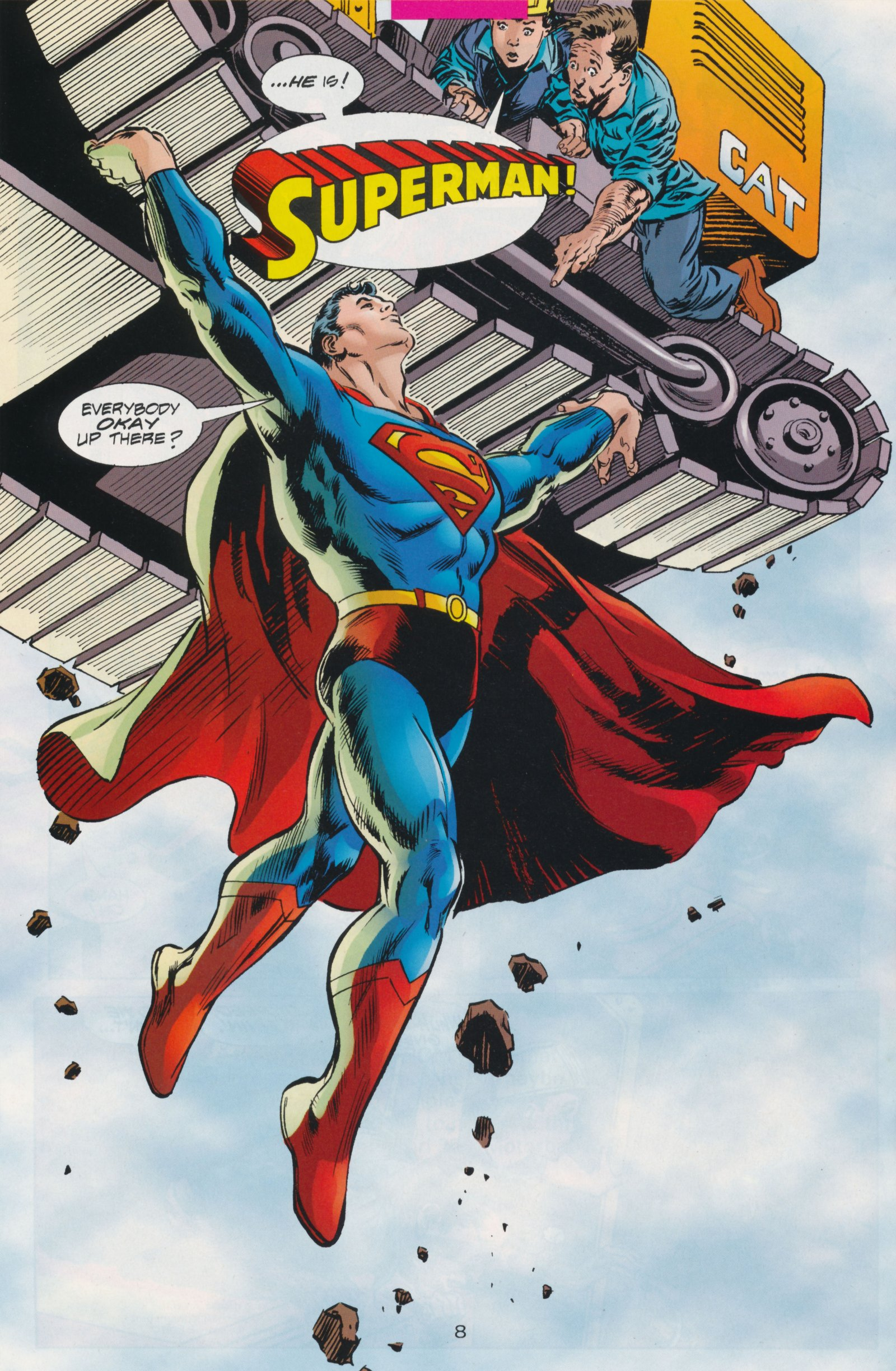 Action Comics (1938) 749 Page 11