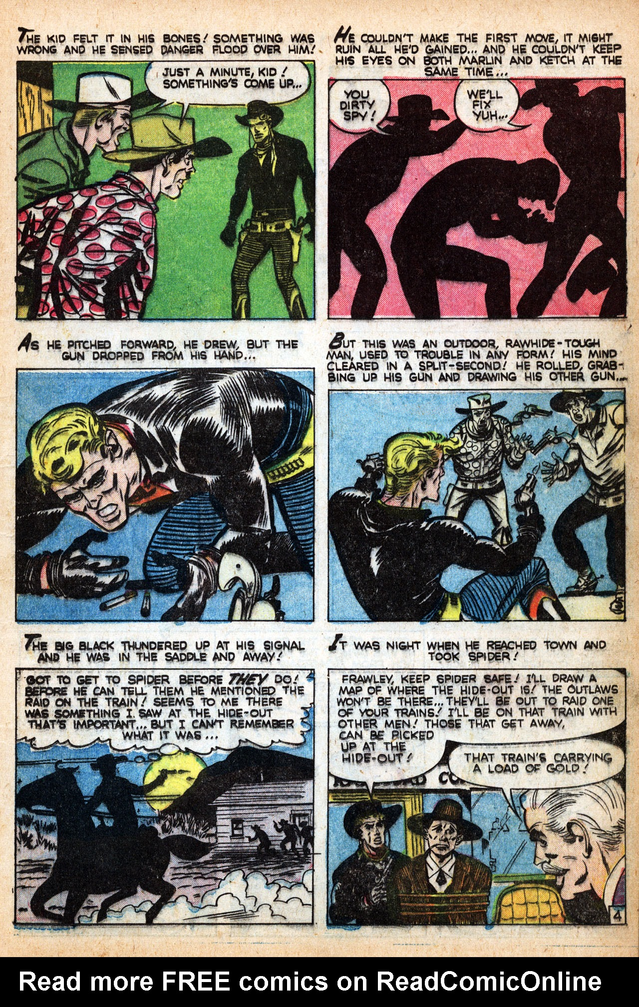 Read online Two-Gun Kid comic -  Issue #39 - 13