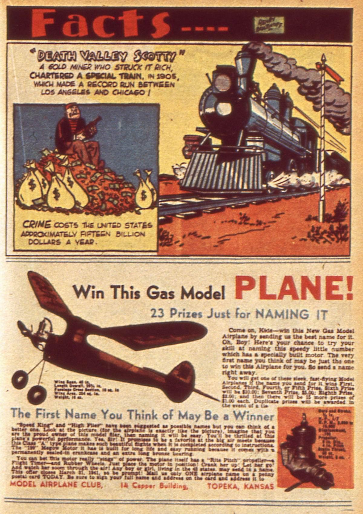Read online Detective Comics (1937) comic -  Issue #49 - 31