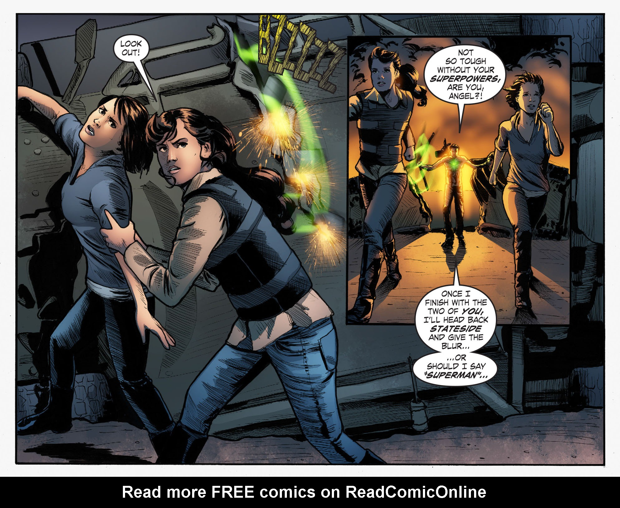 Read online Smallville: Season 11 comic -  Issue #50 - 8