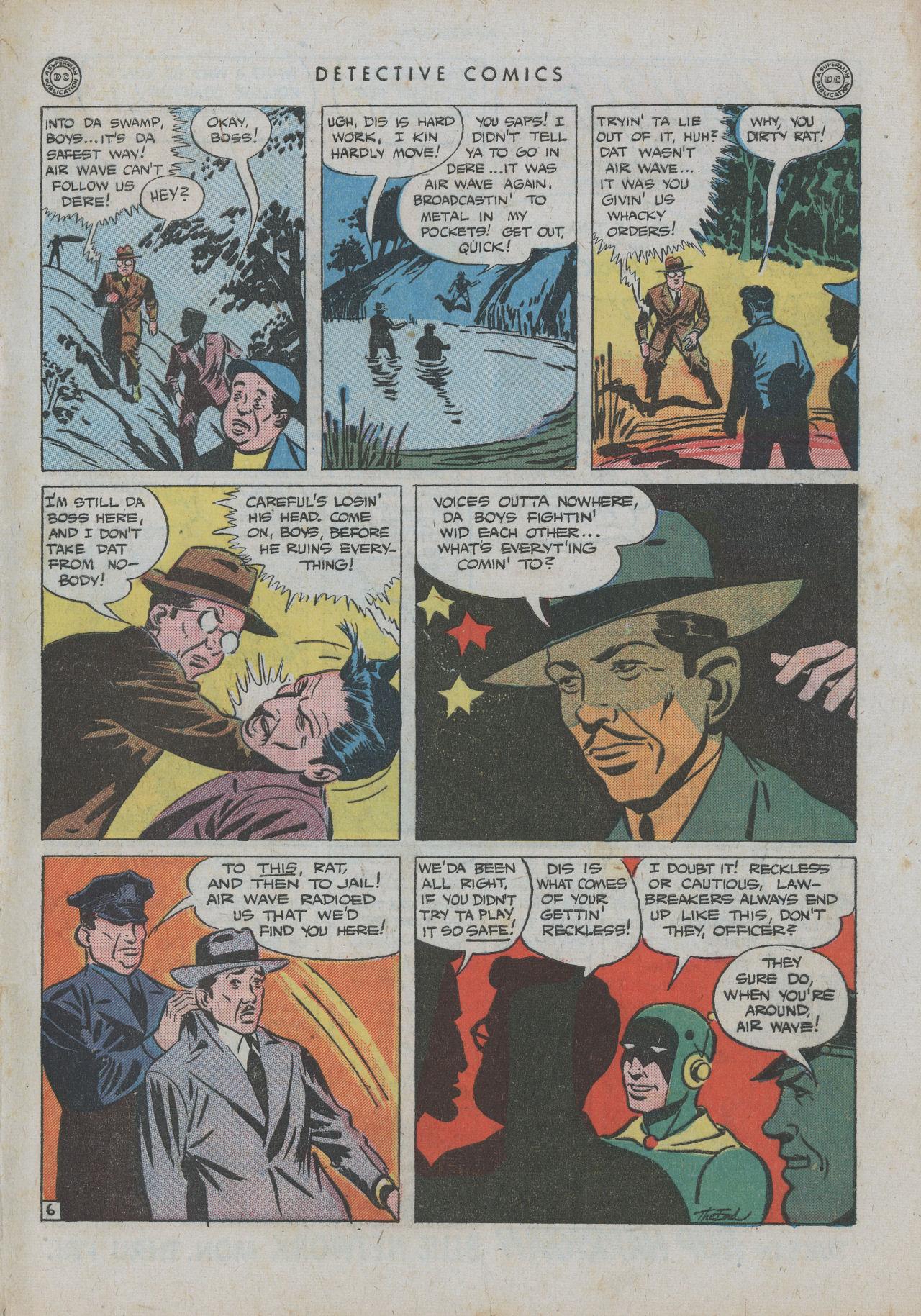 Read online Detective Comics (1937) comic -  Issue #99 - 50
