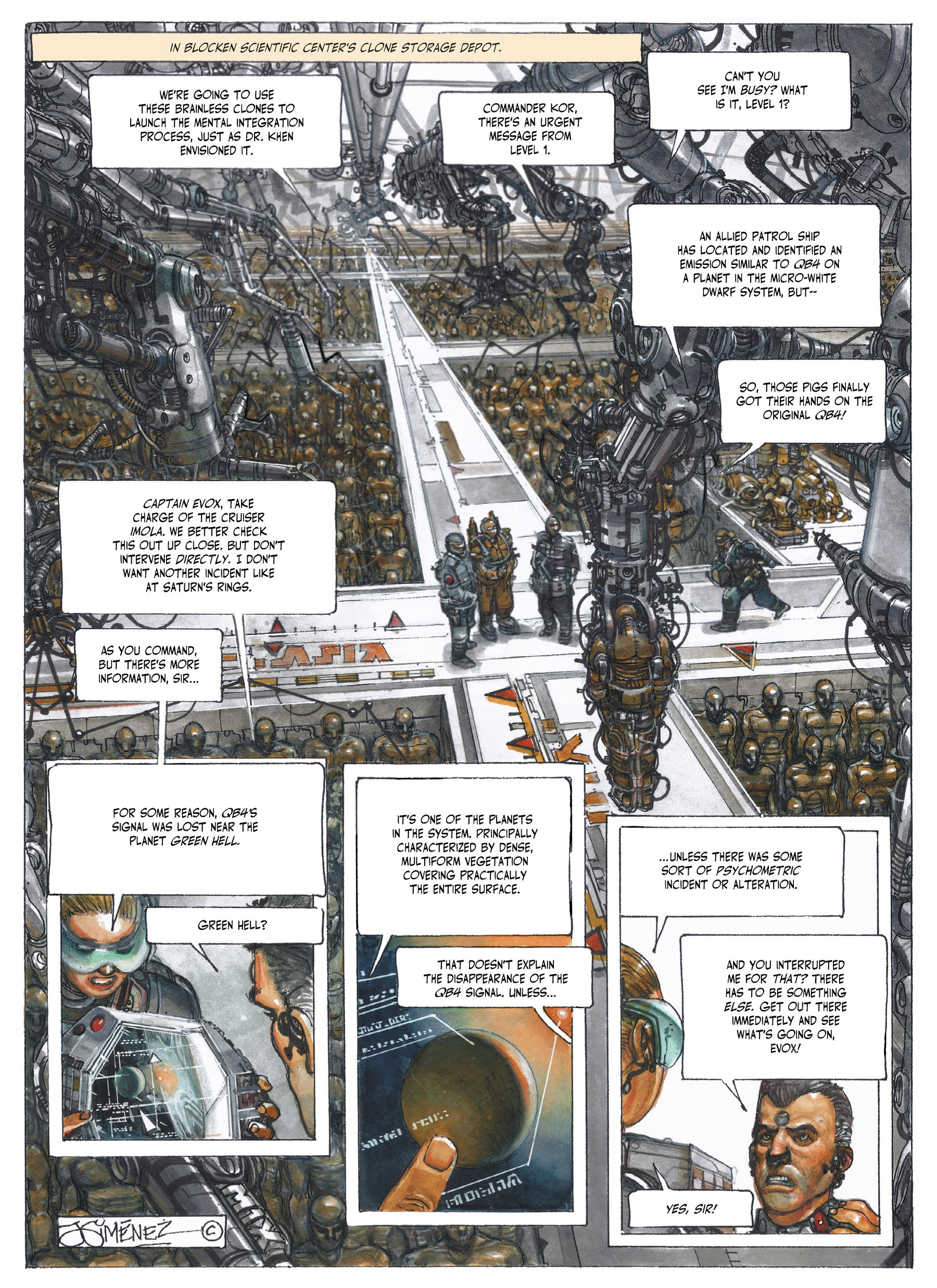 Read online The Fourth Power comic -  Issue #3 - 34