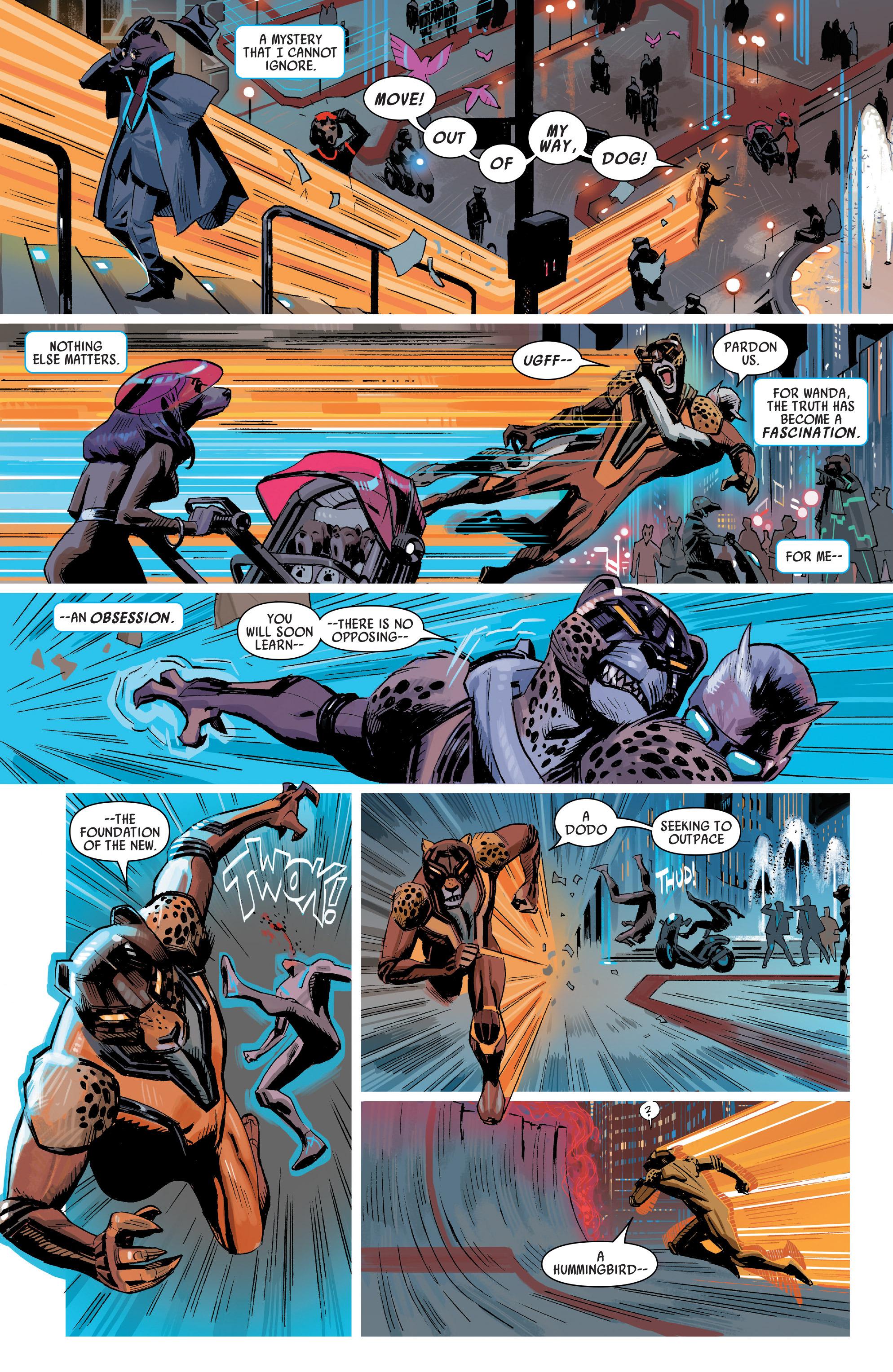 Read online Uncanny Avengers [I] comic -  Issue #1 - 5