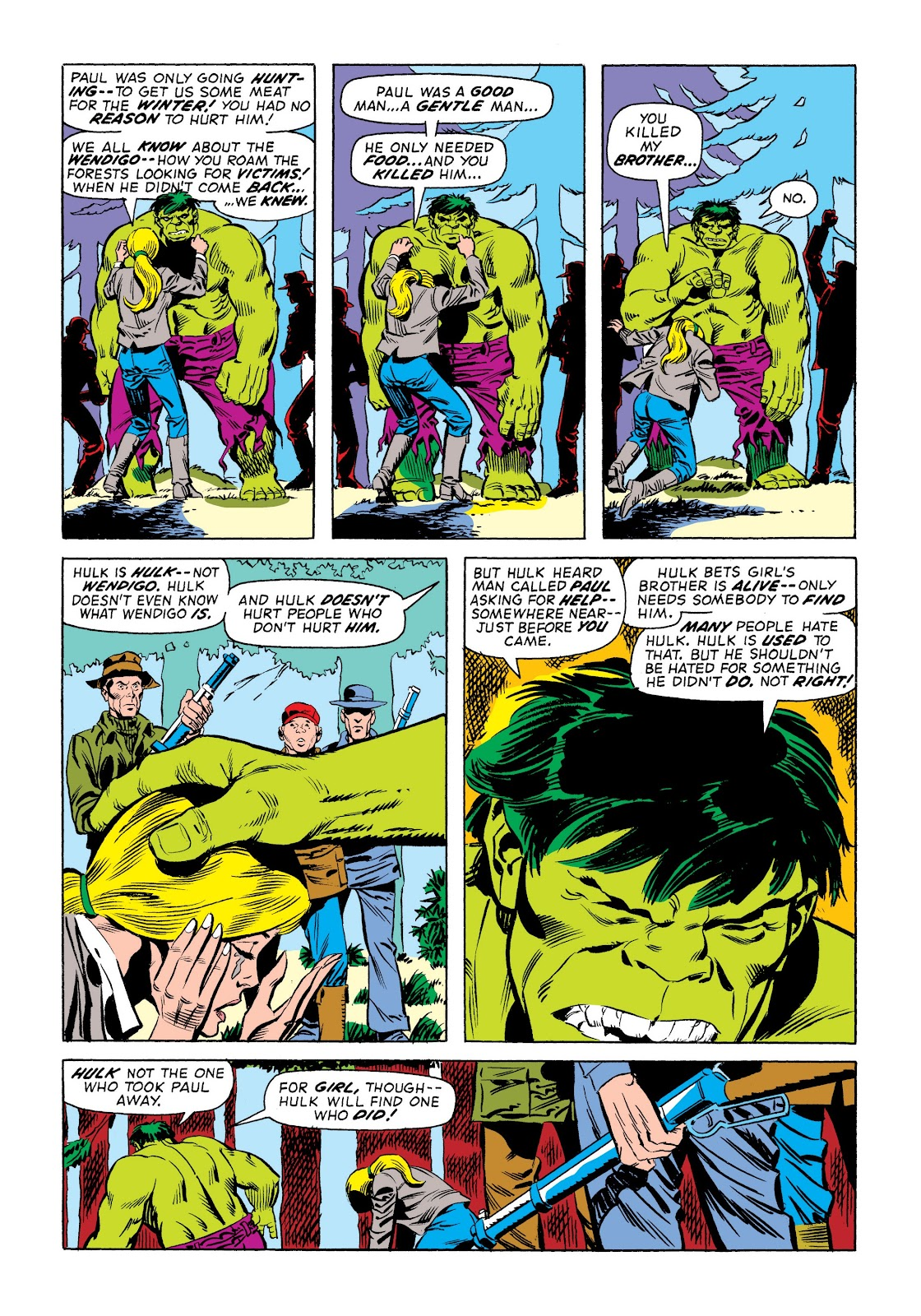 Read online Marvel Masterworks: The Incredible Hulk comic -  Issue # TPB 9 (Part 2) - 20