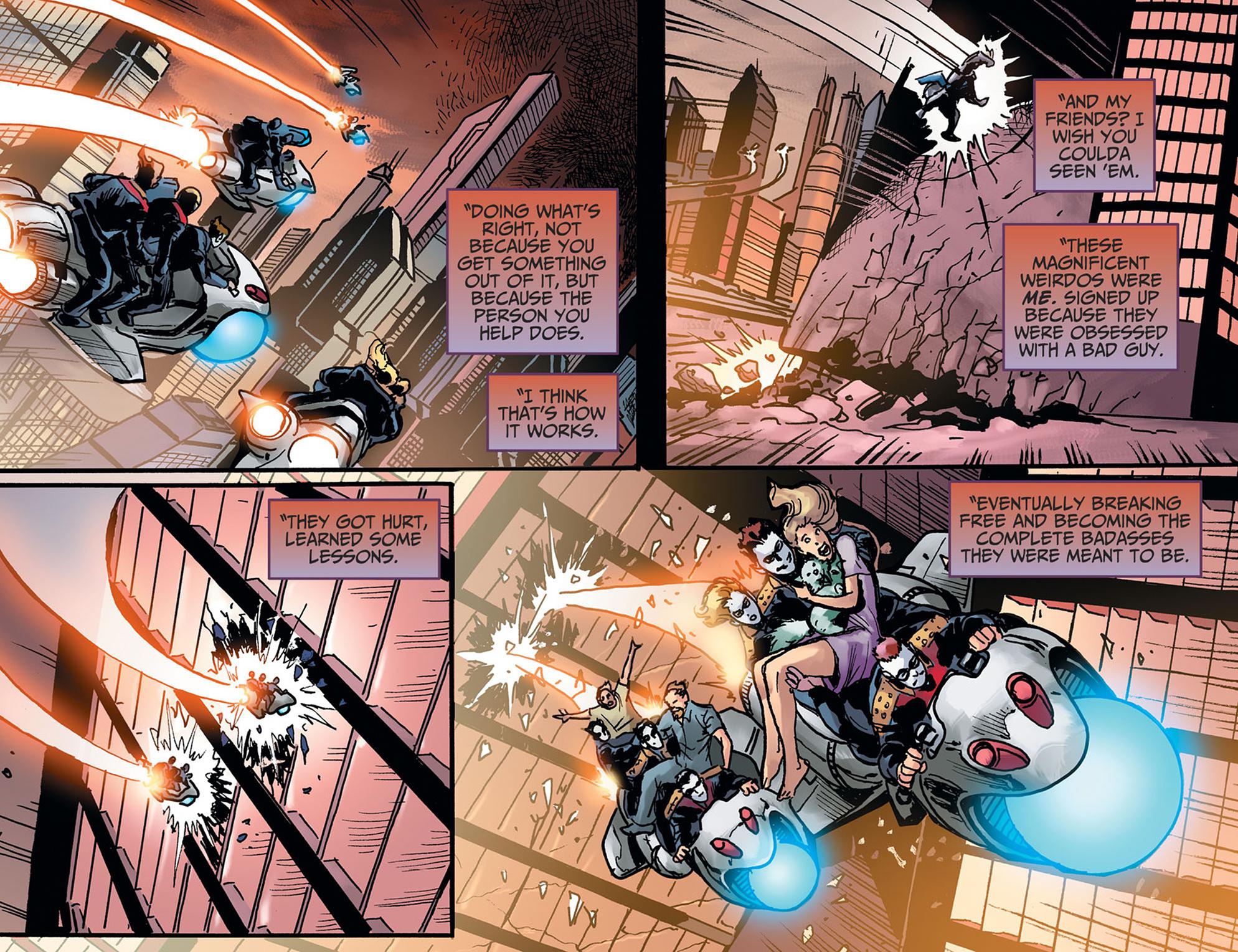 Read online Injustice: Ground Zero comic -  Issue #22 - 16