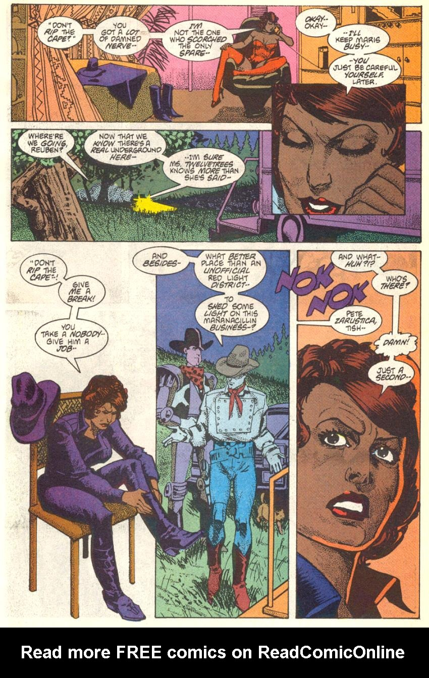 American Flagg! issue 16 - Page 14