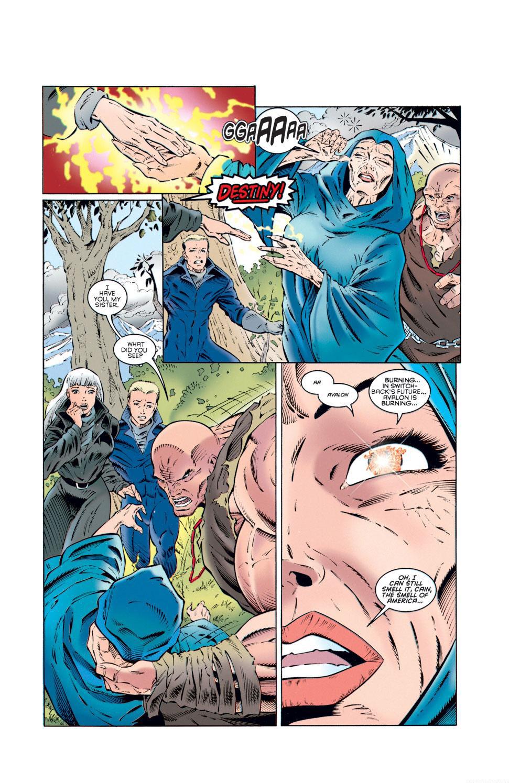 Read online X-Calibre comic -  Issue #2 - 4