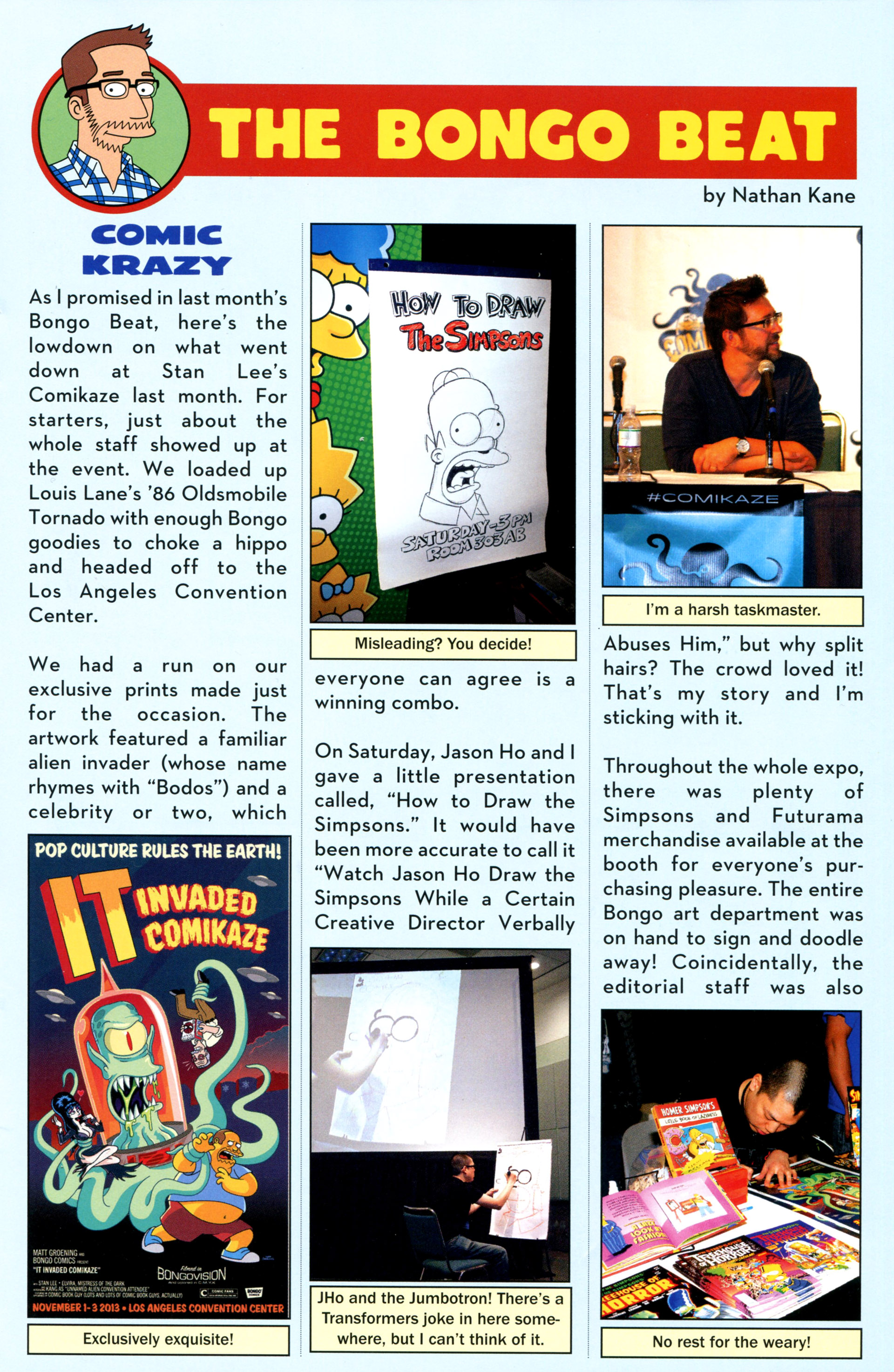 Read online Simpsons One-Shot Wonders: Lisa comic -  Issue # Full - 28