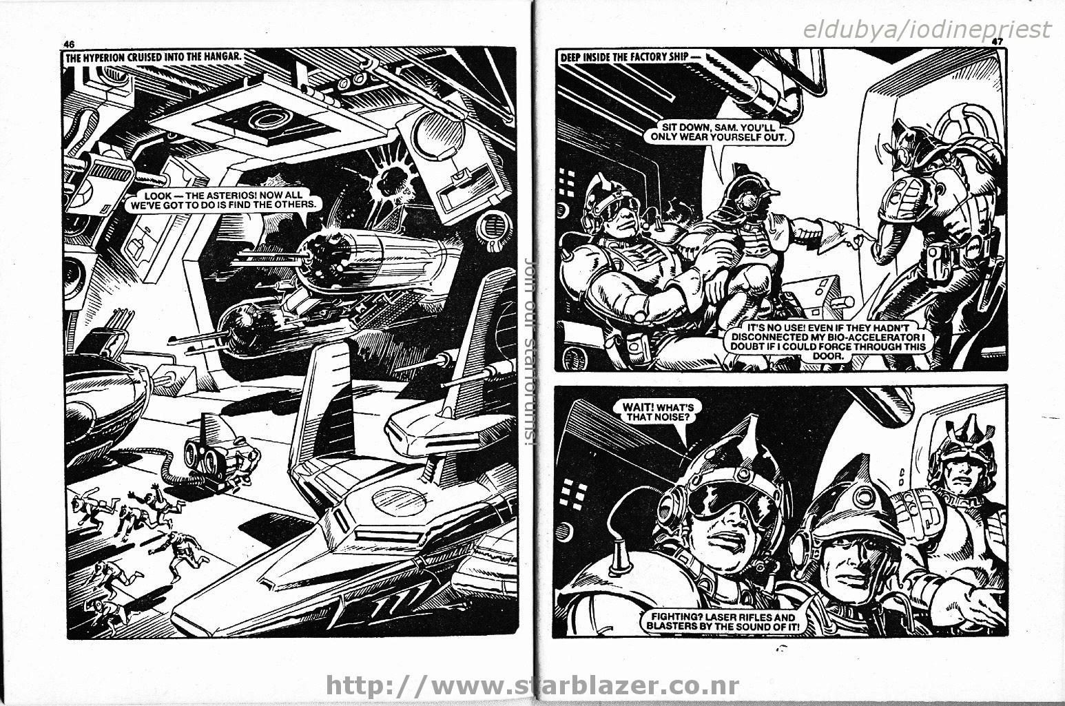 Starblazer issue 172 - Page 25