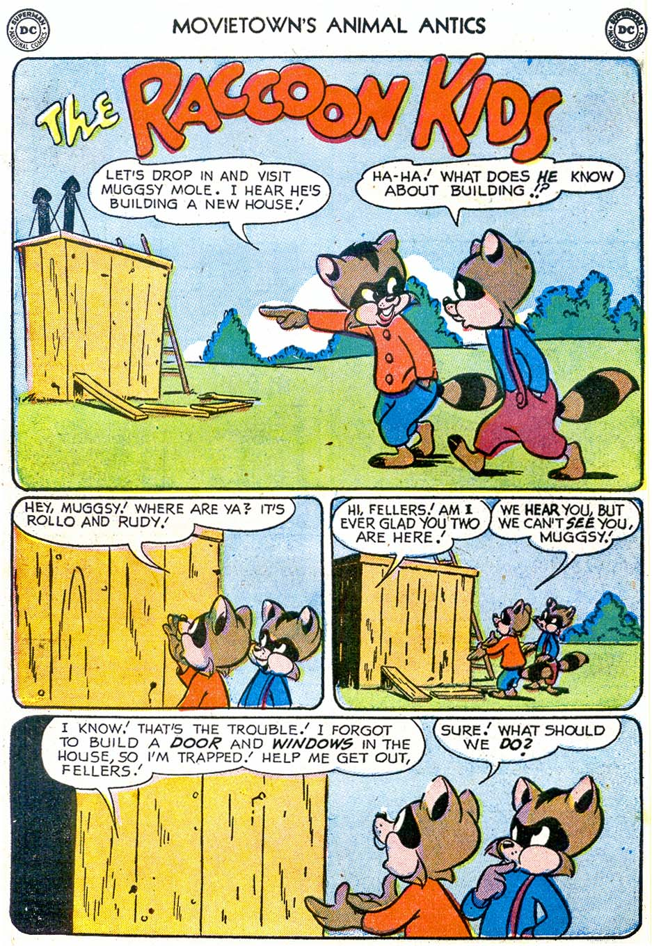 Read online Animal Antics comic -  Issue #37 - 30