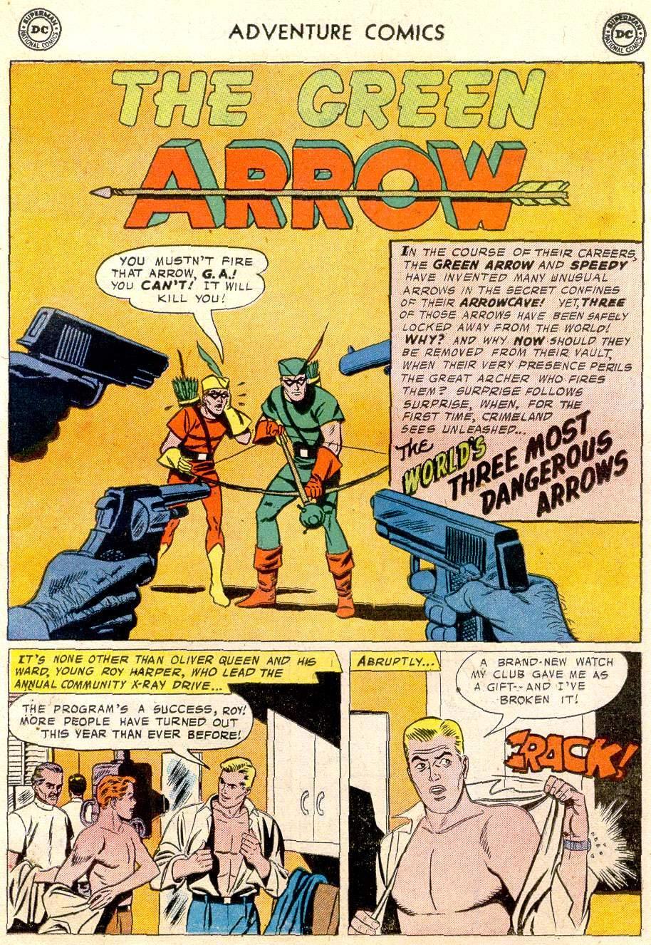 Read online Adventure Comics (1938) comic -  Issue #248 - 15