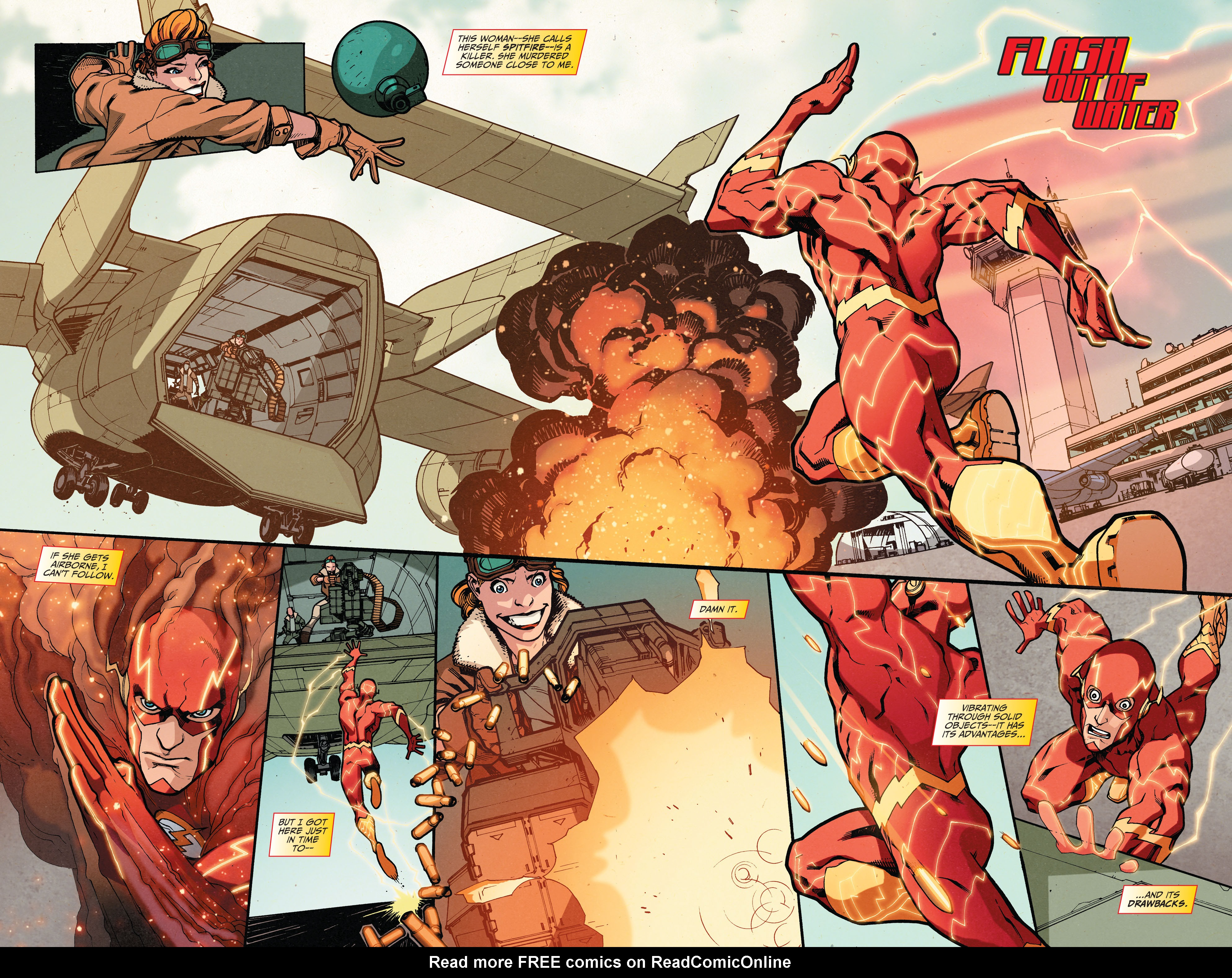 Read online The Flash (2011) comic -  Issue # _TPB 5 - 47
