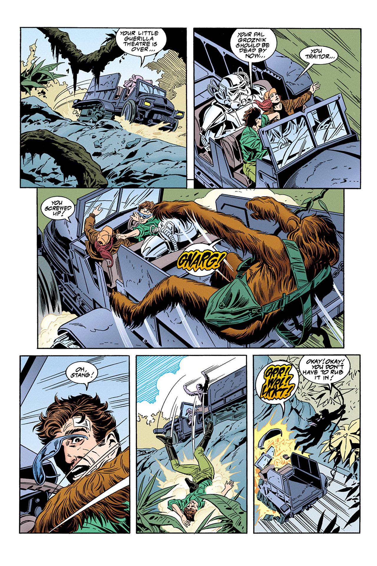 Read online Star Wars Omnibus comic -  Issue # Vol. 1 - 163
