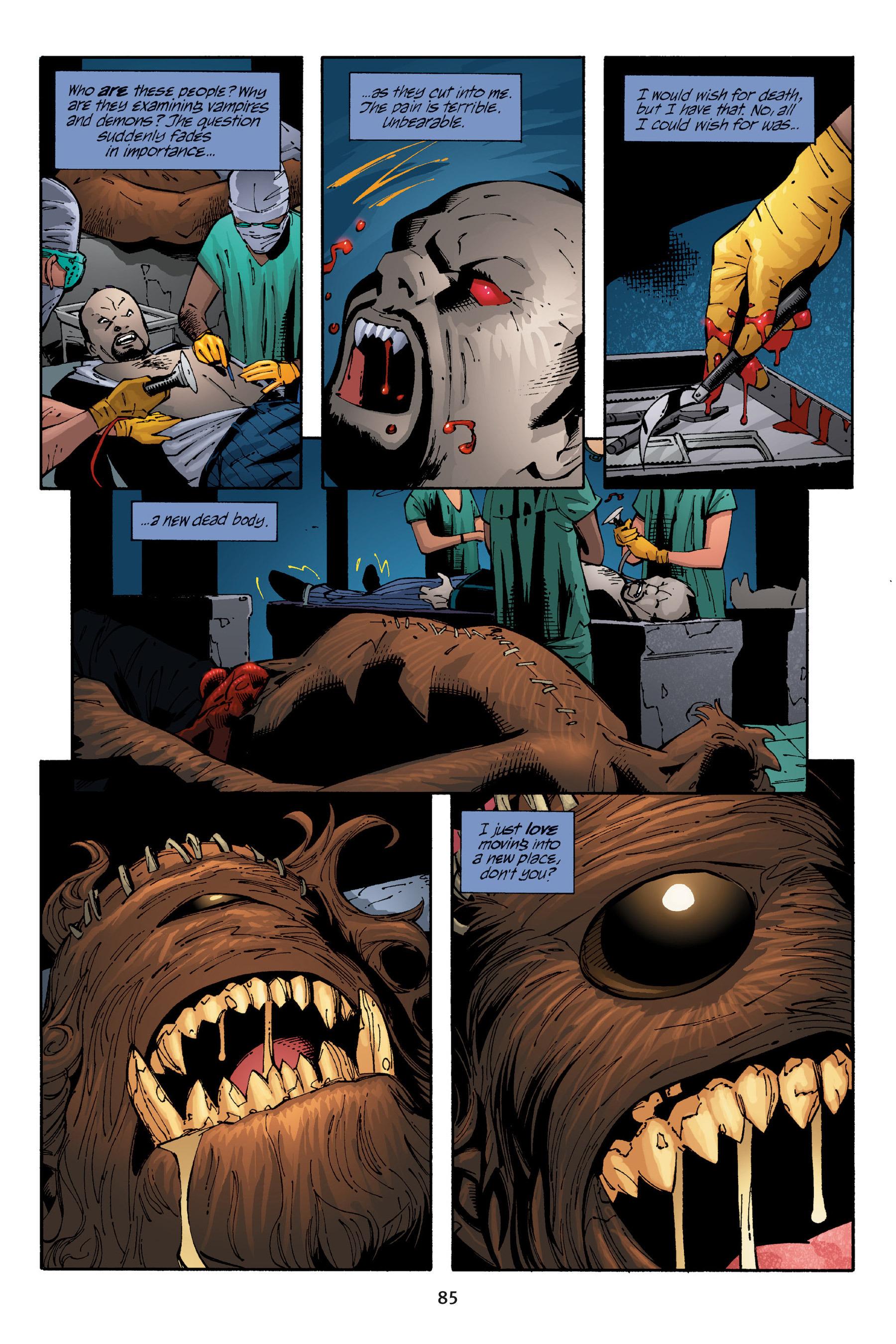Read online Buffy the Vampire Slayer: Omnibus comic -  Issue # TPB 5 - 86