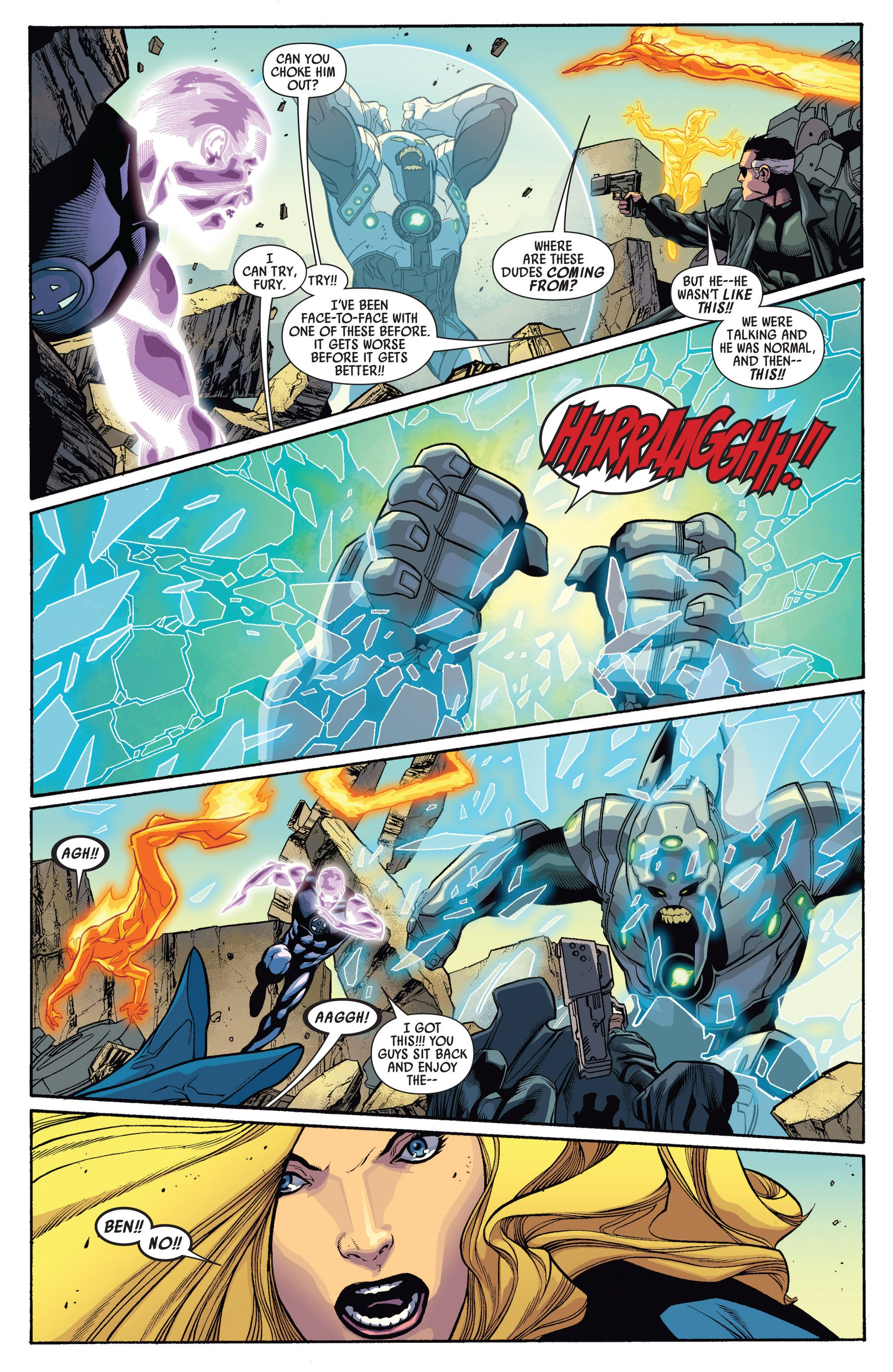 Read online Ultimate Comics Doomsday comic -  Issue # Full - 131