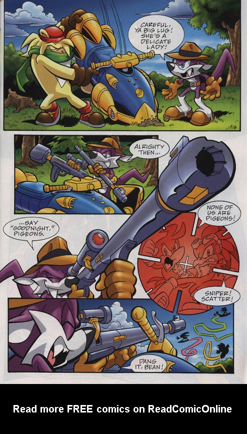 Read online Sonic Universe comic -  Issue #23 - 13