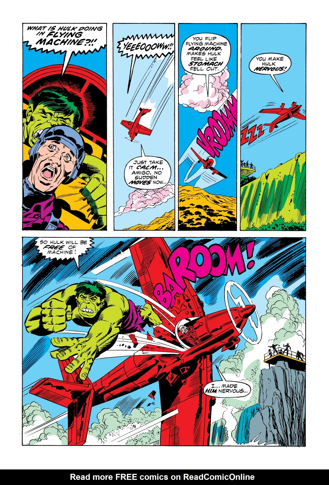 Read online Marvel Masterworks: The Incredible Hulk comic -  Issue # TPB 9 (Part 1) - 79