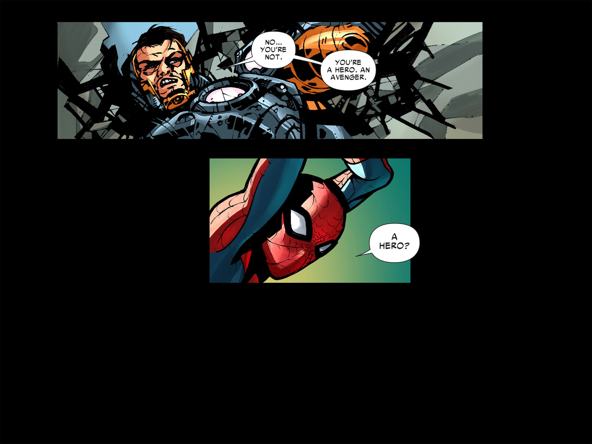 Read online Amazing Spider-Man: Who Am I? comic -  Issue # Full (Part 1) - 167