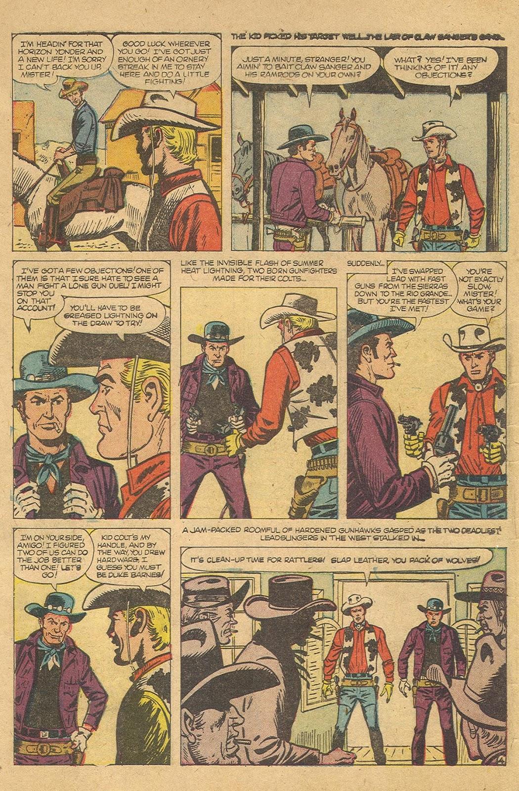 Gunsmoke Western issue 44 - Page 6