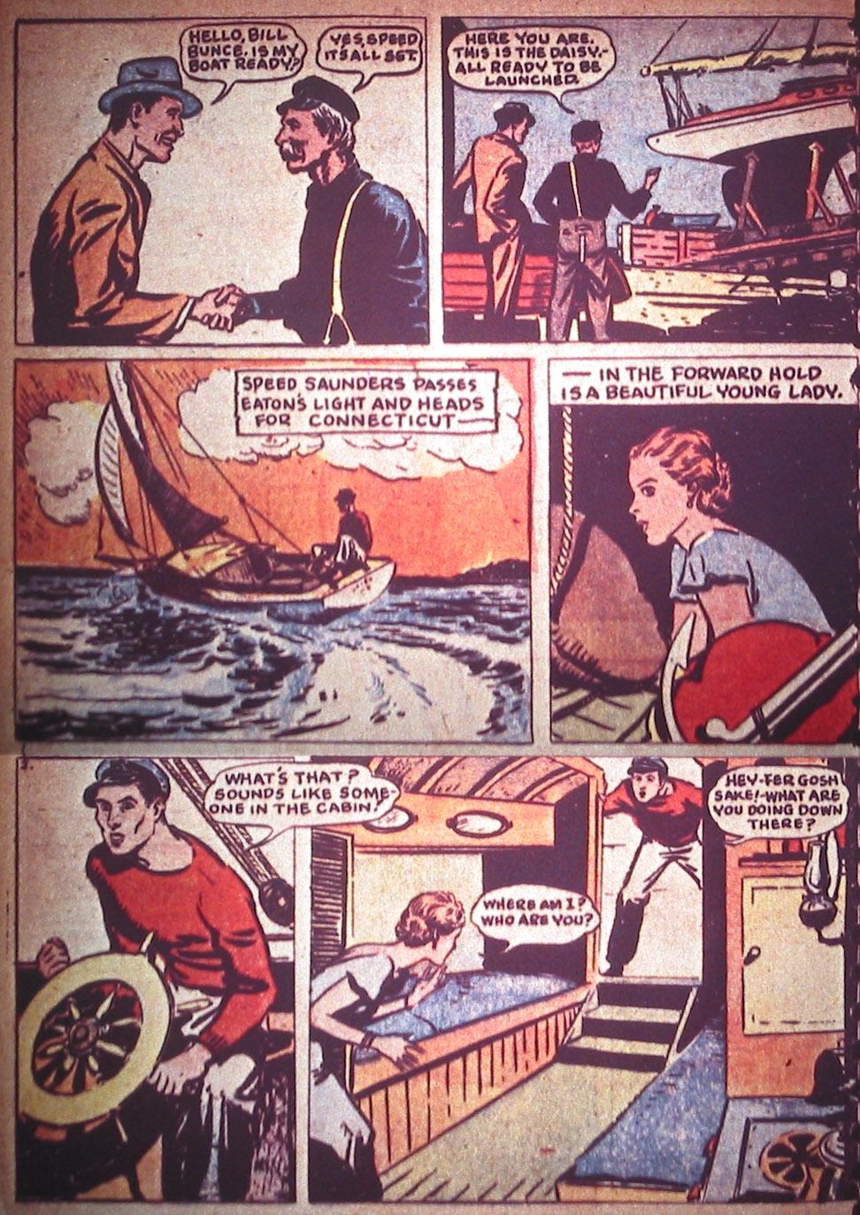 Read online Detective Comics (1937) comic -  Issue #3 - 4