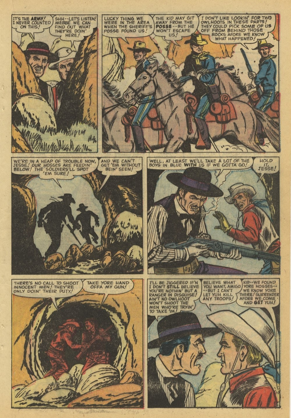 Kid Colt Outlaw issue 82 - Page 21