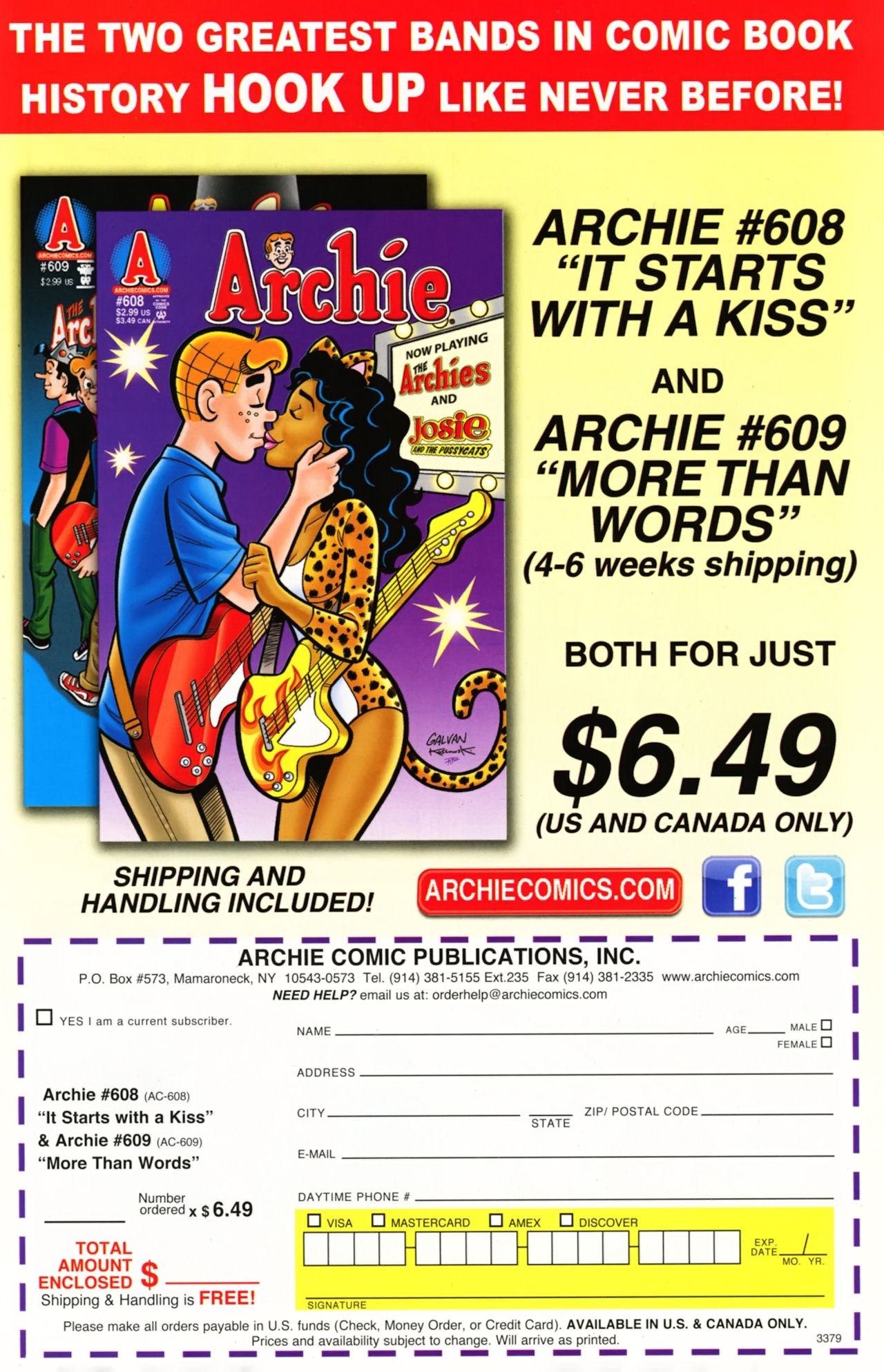 Read online Archie (1960) comic -  Issue #610 - 13