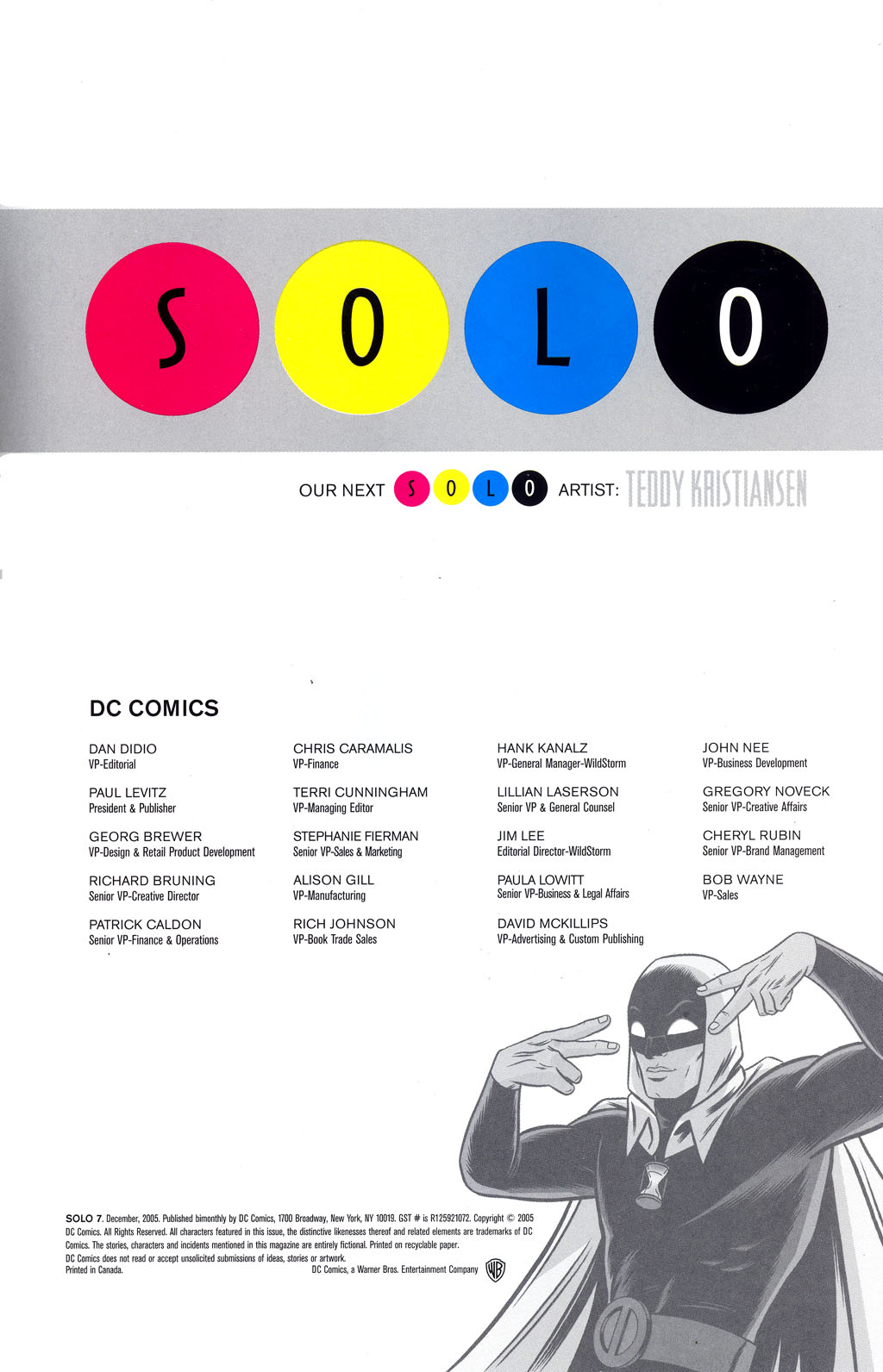 Read online Solo (2004) comic -  Issue #7 - 49