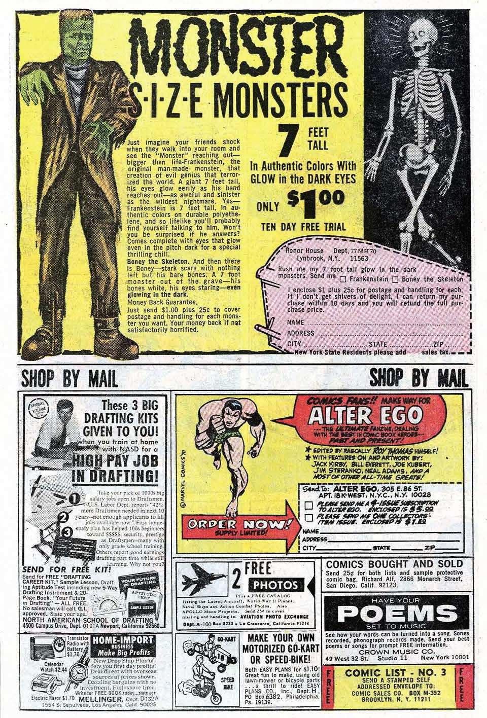 Read online Uncanny X-Men (1963) comic -  Issue #67 - 11