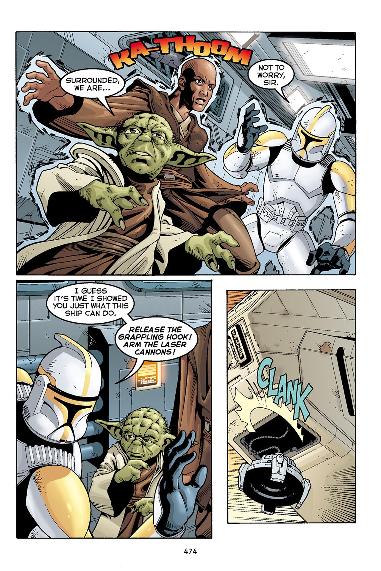 Read online Star Wars Omnibus comic -  Issue # Vol. 10 - 467